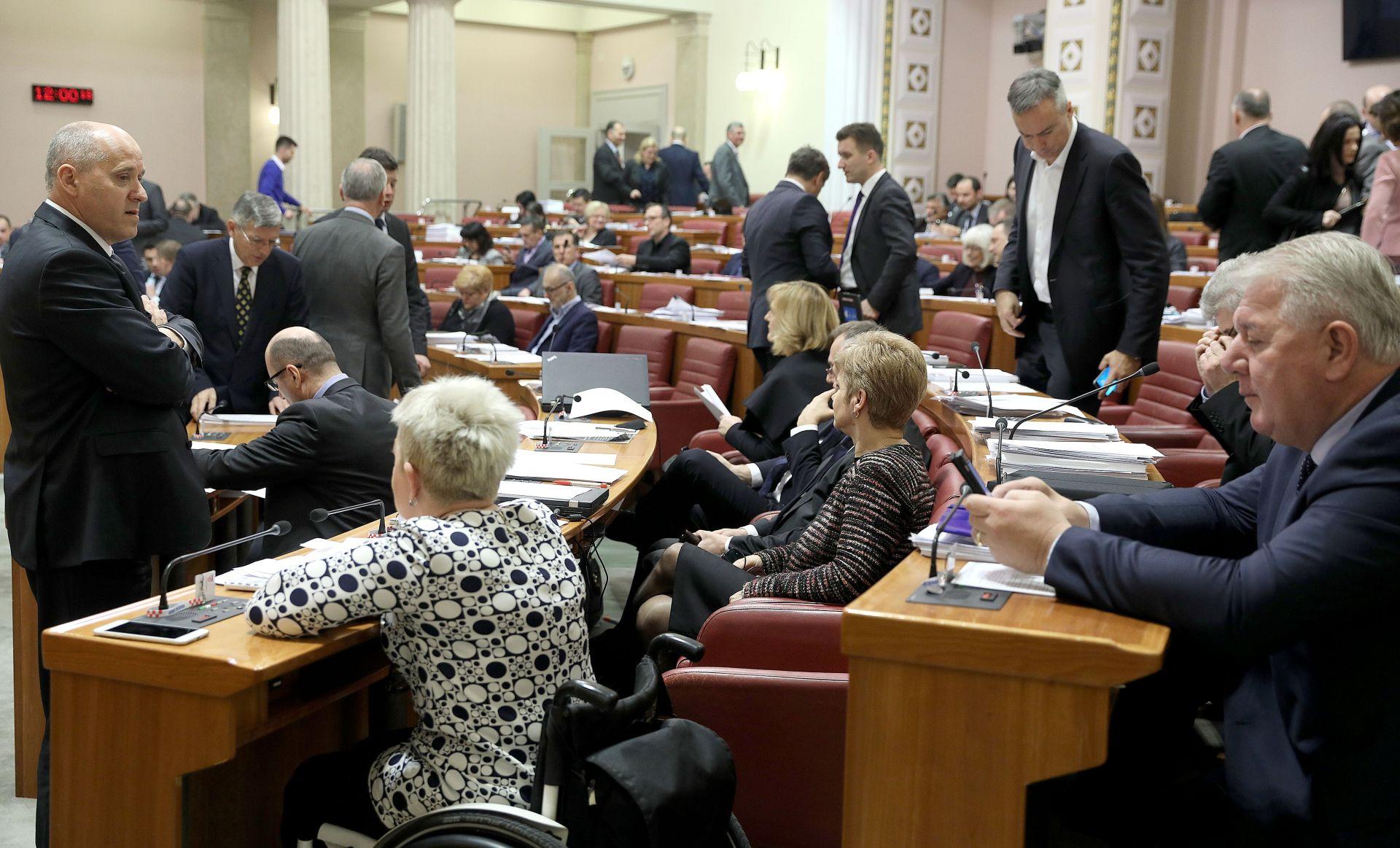 Izglasano povjerenje Barišiću, Mostovci suzdržani