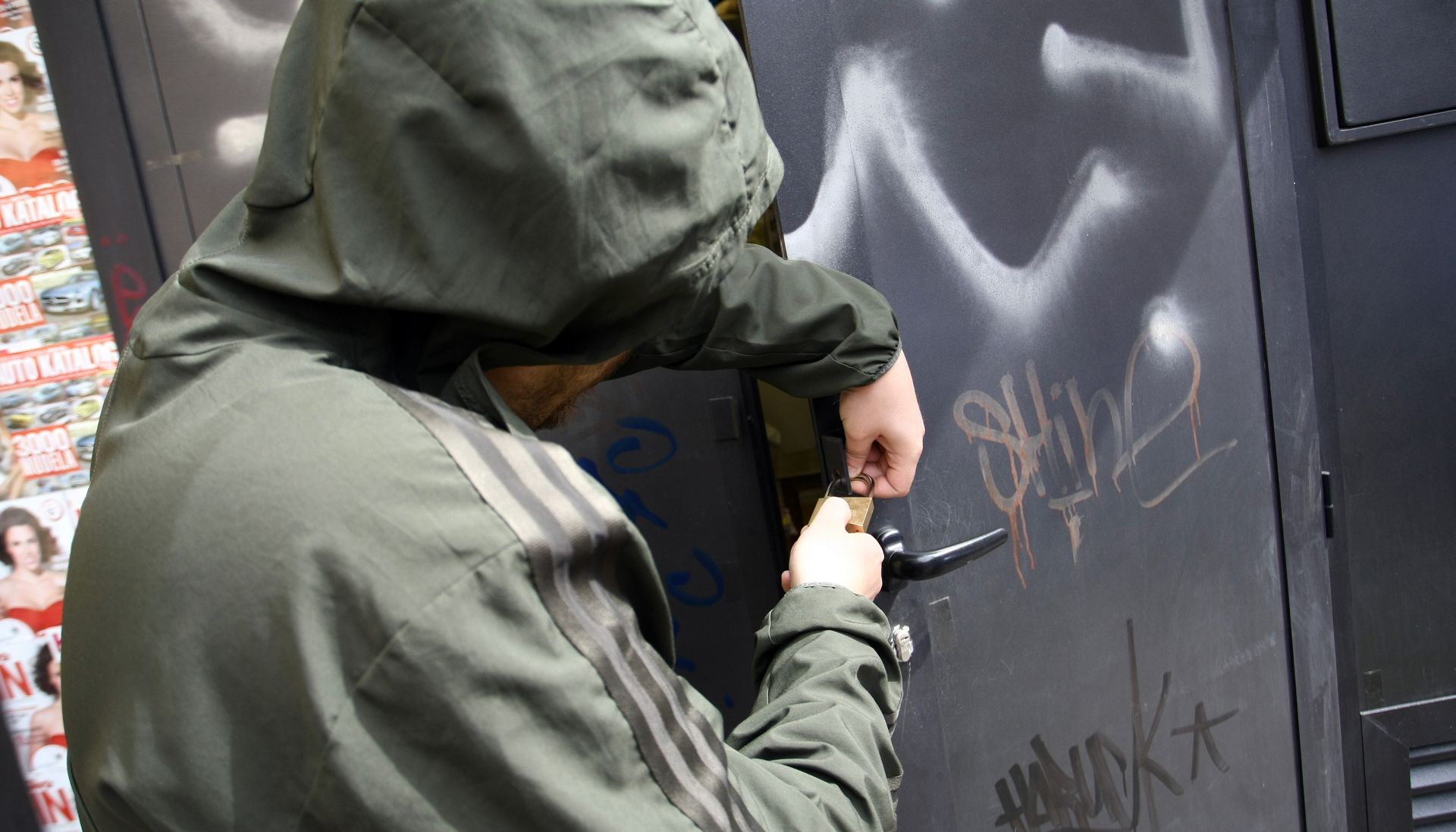 ZAGREB Uhićen dvojac osumnjičen za čak 14 provala u veljači