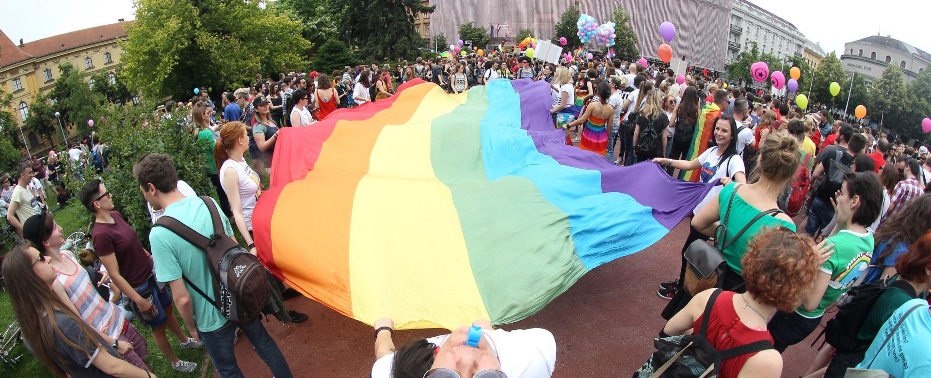 Zagreb Pride sutra organizira mirni prosvjed na Trgu žrtava fašizma: 'Ljubav jest i ostaje jača od mržnje'
