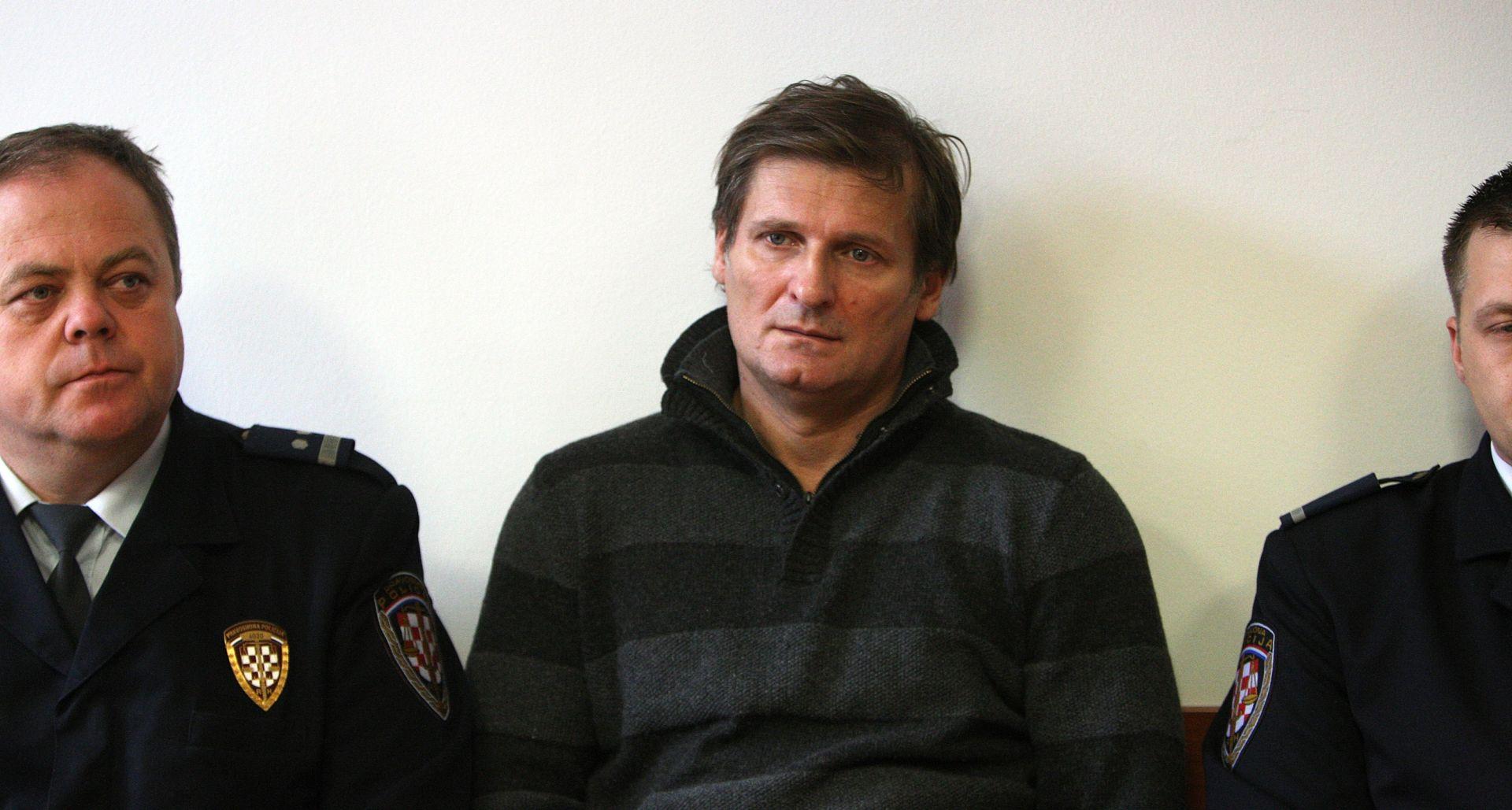 Odvjetnik ubojica ponovno u istražnom zatvoru zbog obiteljskog nasilja