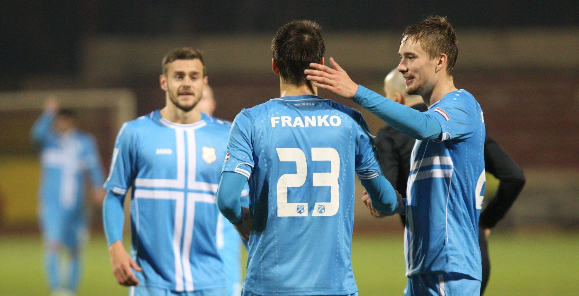 ATLANTIC CUP Andrijašević doveo Rijeku u finale, u utorak protiv Jabloneca