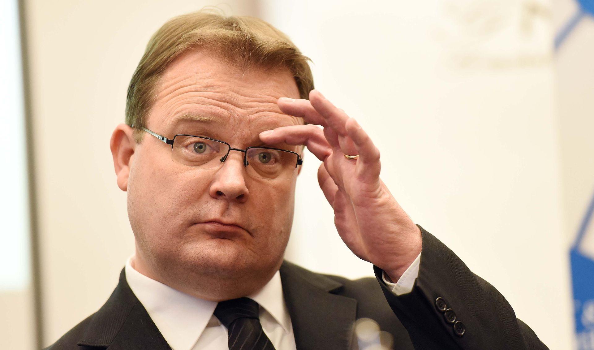 VARAŽDIN Opet nije prošao proračun, od 1. travnja Vladin povjerenik
