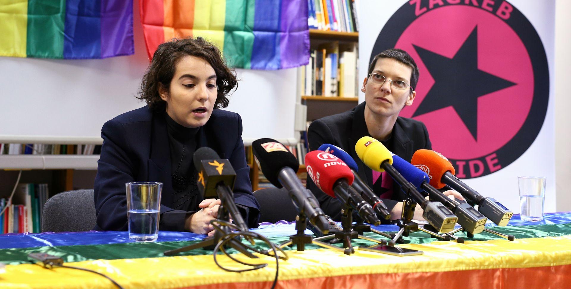 Zagreb Pride zbog porasta nasilja poziva policiju da zaštiti LGBT populaciju
