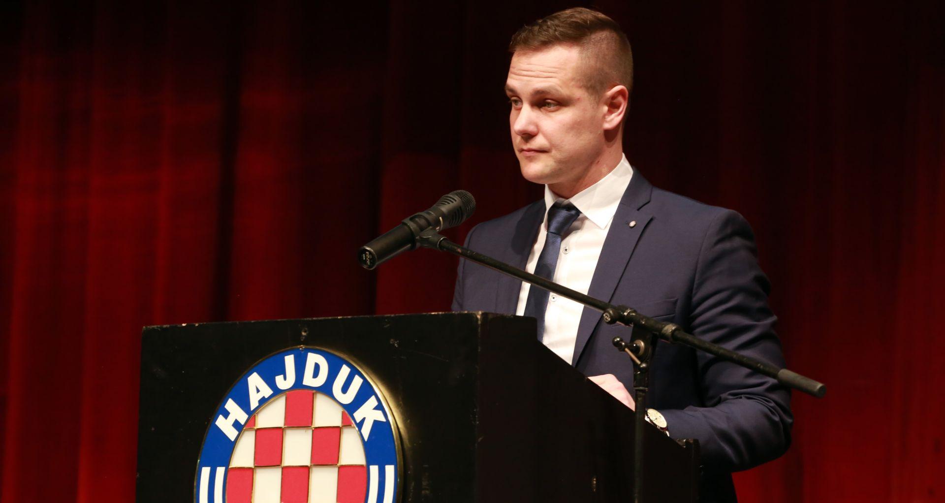 Svečano obilježena 106. godišnjica osnutka Hajduka