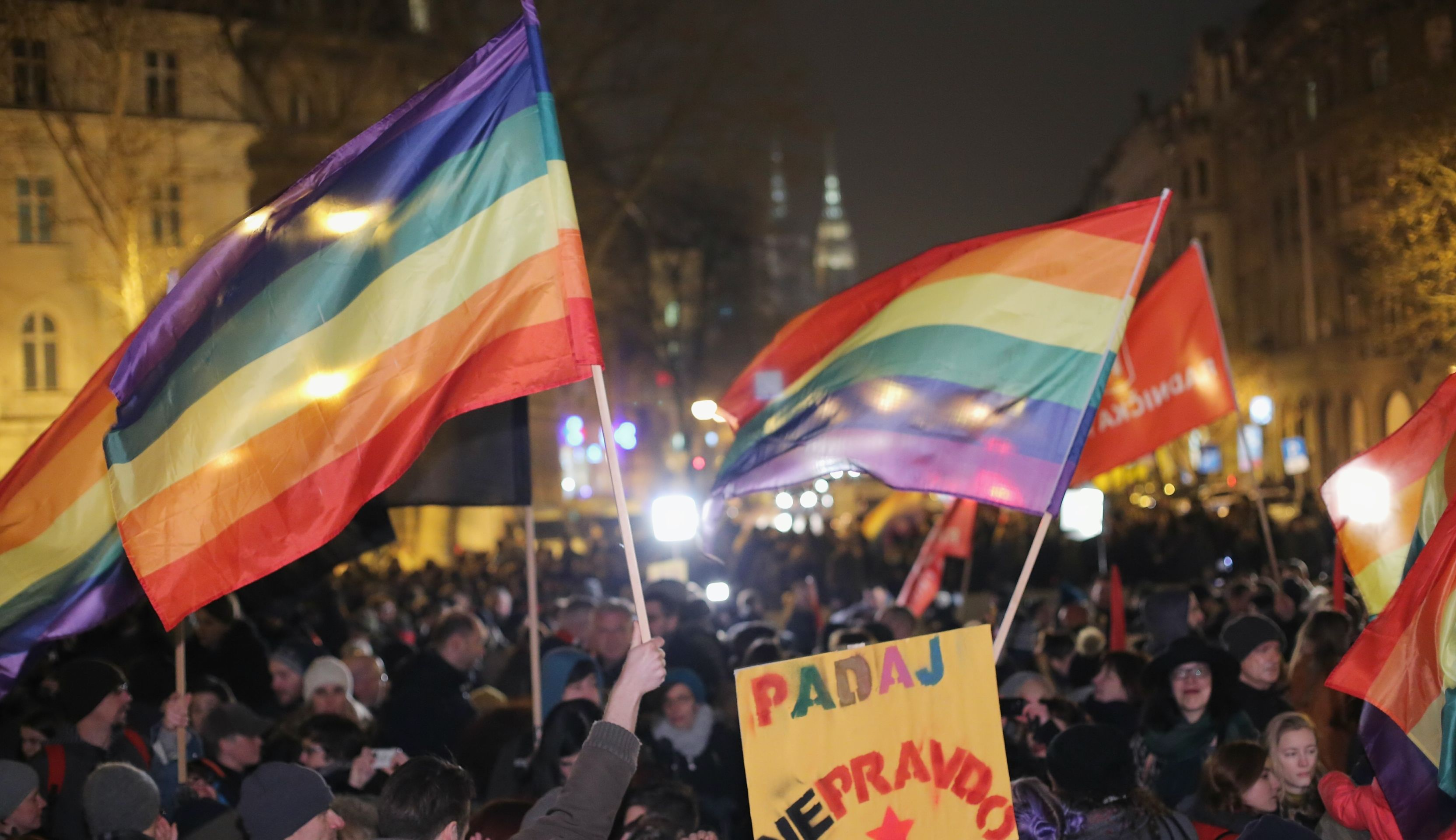 """ZAGREB PRIDE """"Uz Istanbulsku konvenciju servirana nam je transfobija i homofobija"""""""