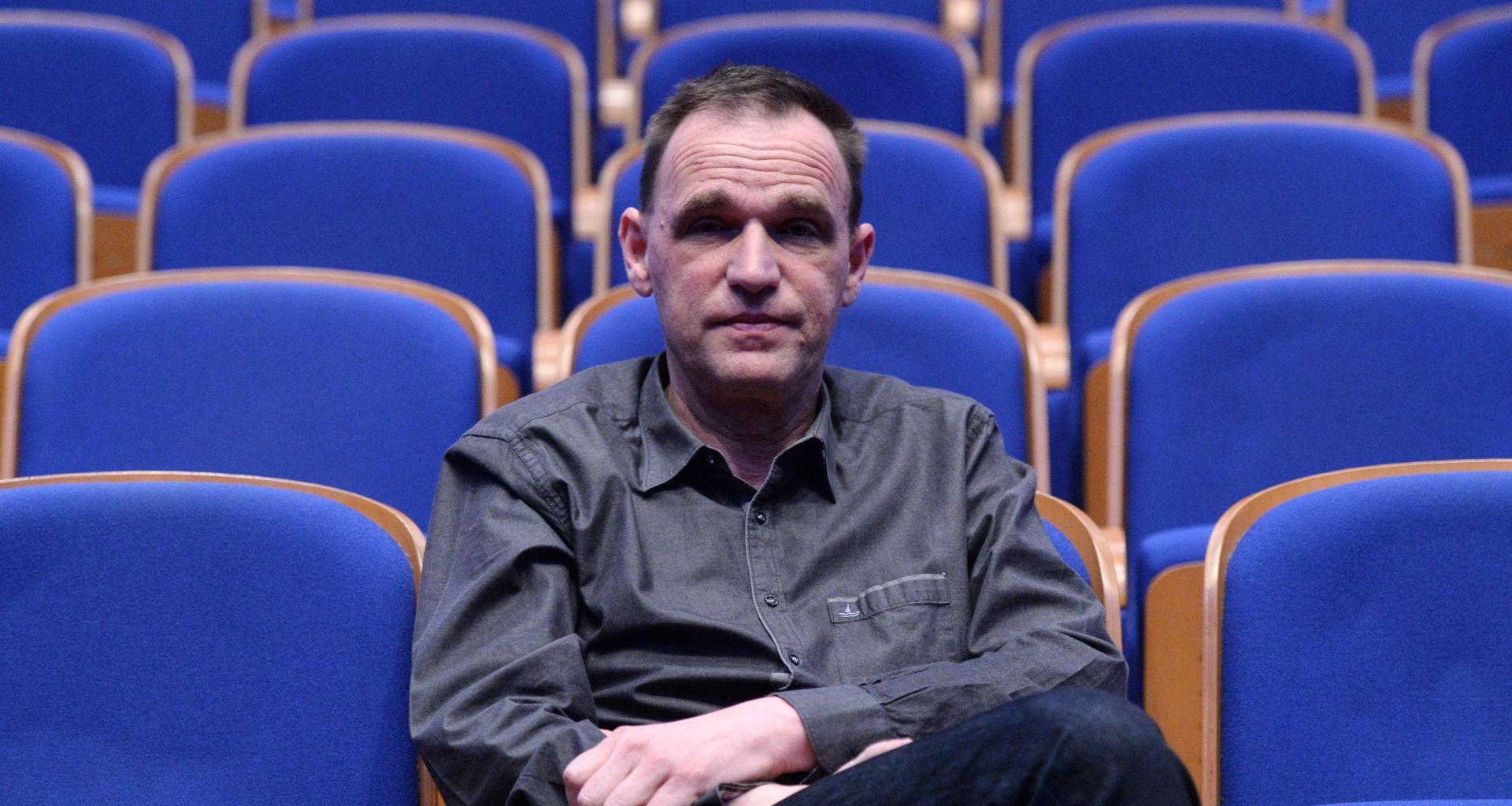 """Vinko Brešan postavlja """"Ustav Republike Hrvatske"""" u Kerempuhu"""