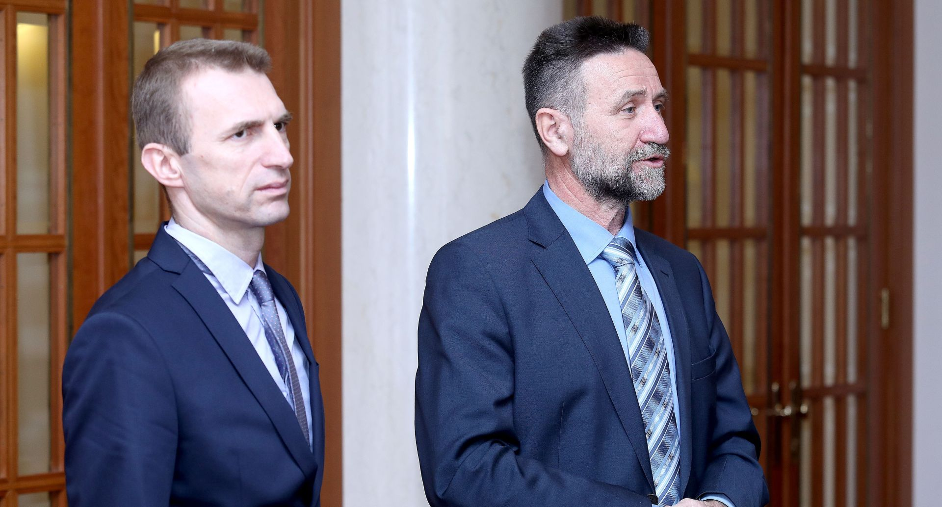 Državni tajnik Matko Glunčić razriješen na osobni zahtjev