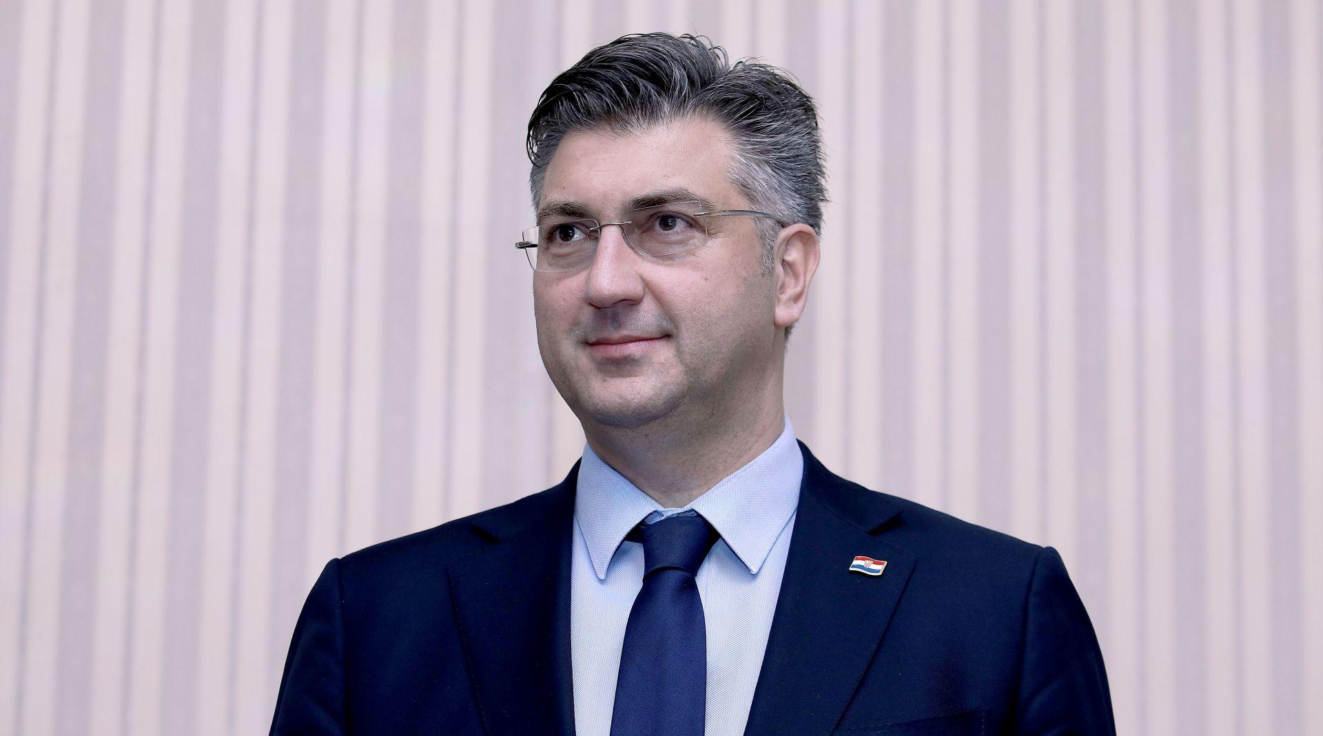 Premijer Plenković najavio povećanje nagrada vrhunskim sportašima