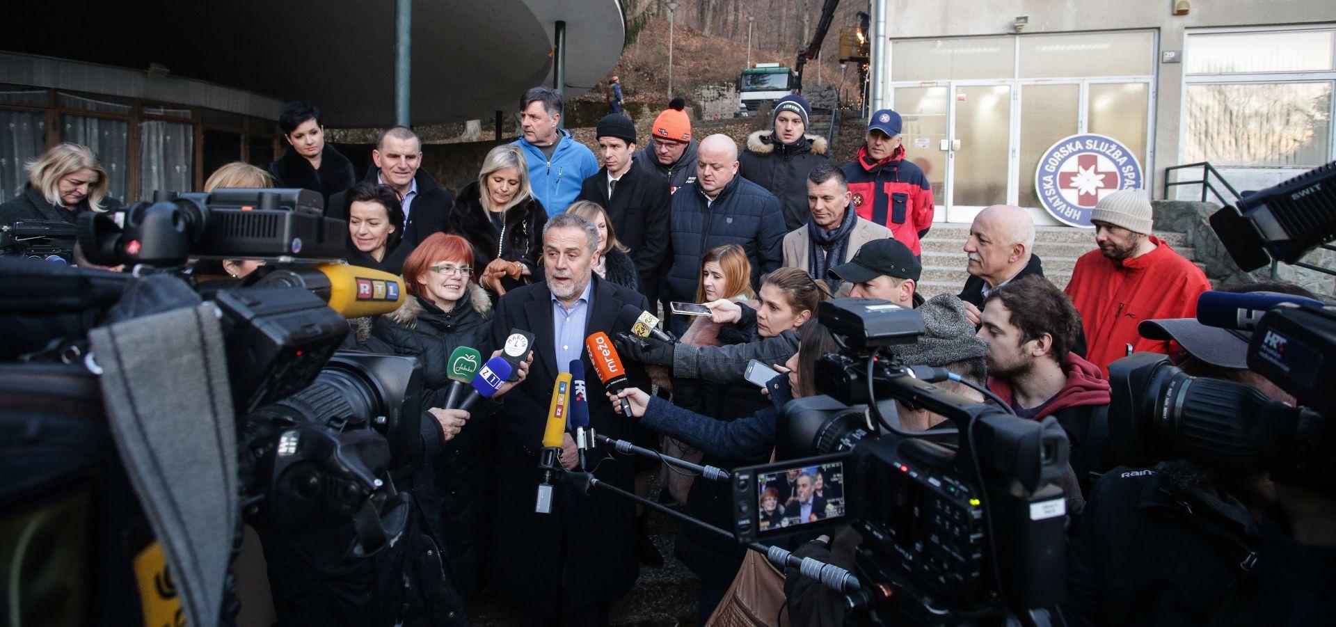 BANDIĆ 'Za novu žičaru 35 milijuna eura do kraja 2018.'