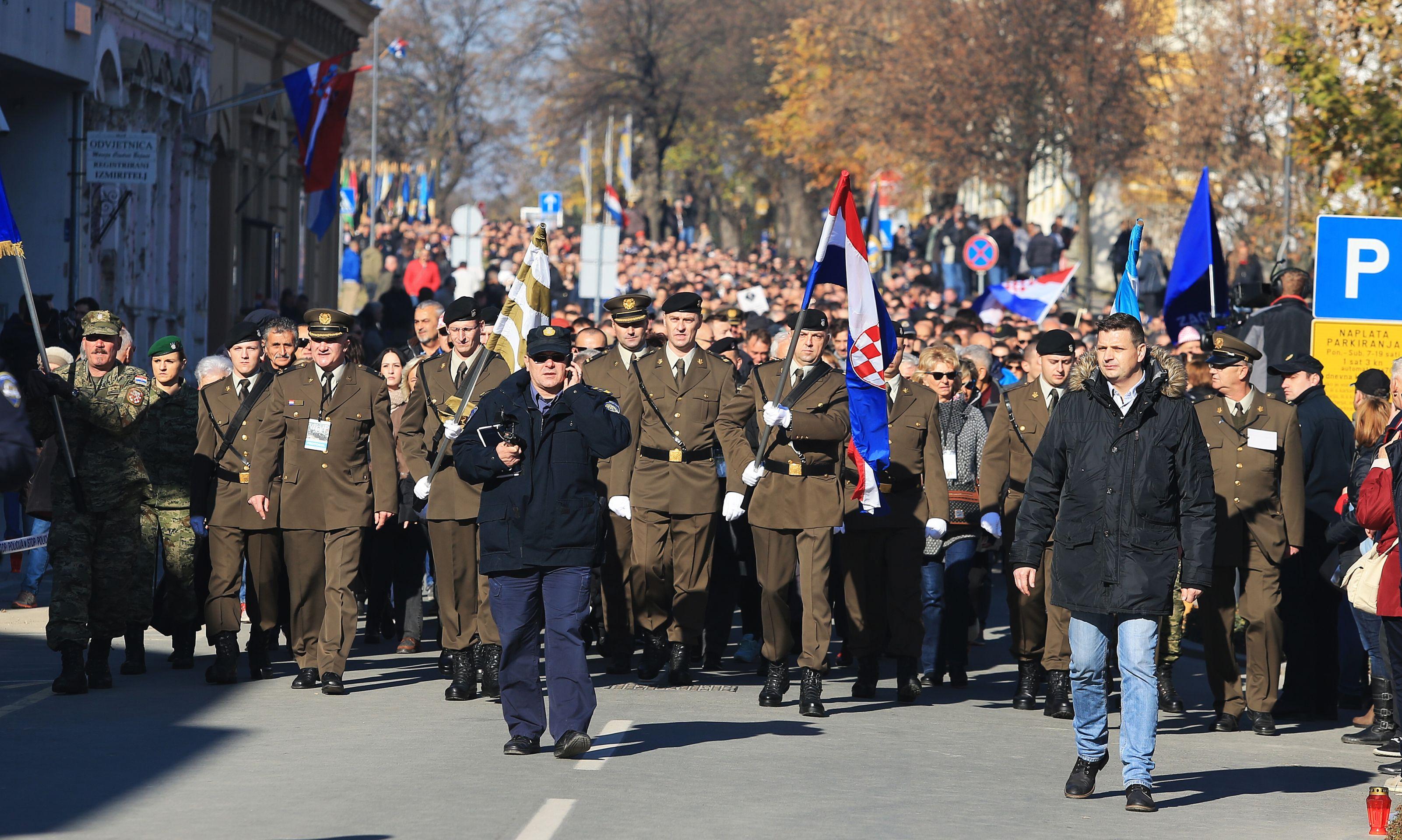 Braniteljske udruge najavile sudjelovanje u prosvjedu u Vukovaru