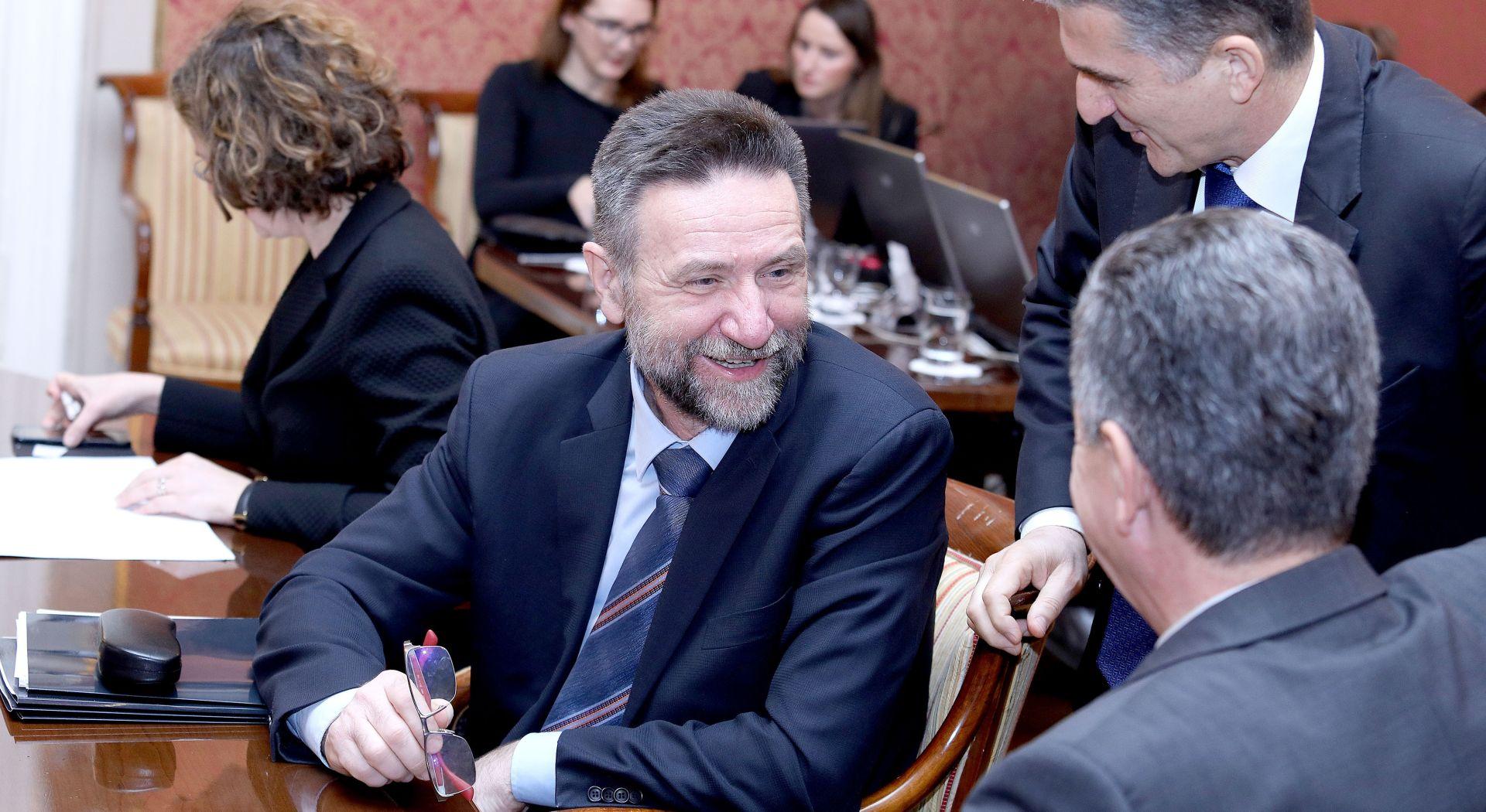 SABOR Danas glasanje o Barišiću, brane ga Tuđman i Plenković