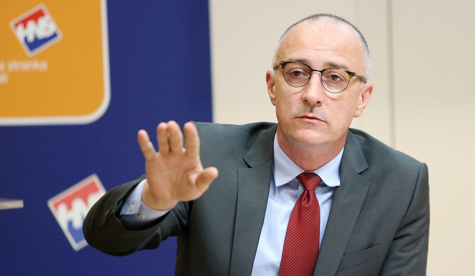 VRDOLJAK 'S Mostom i HDZ-om nema suradnje'