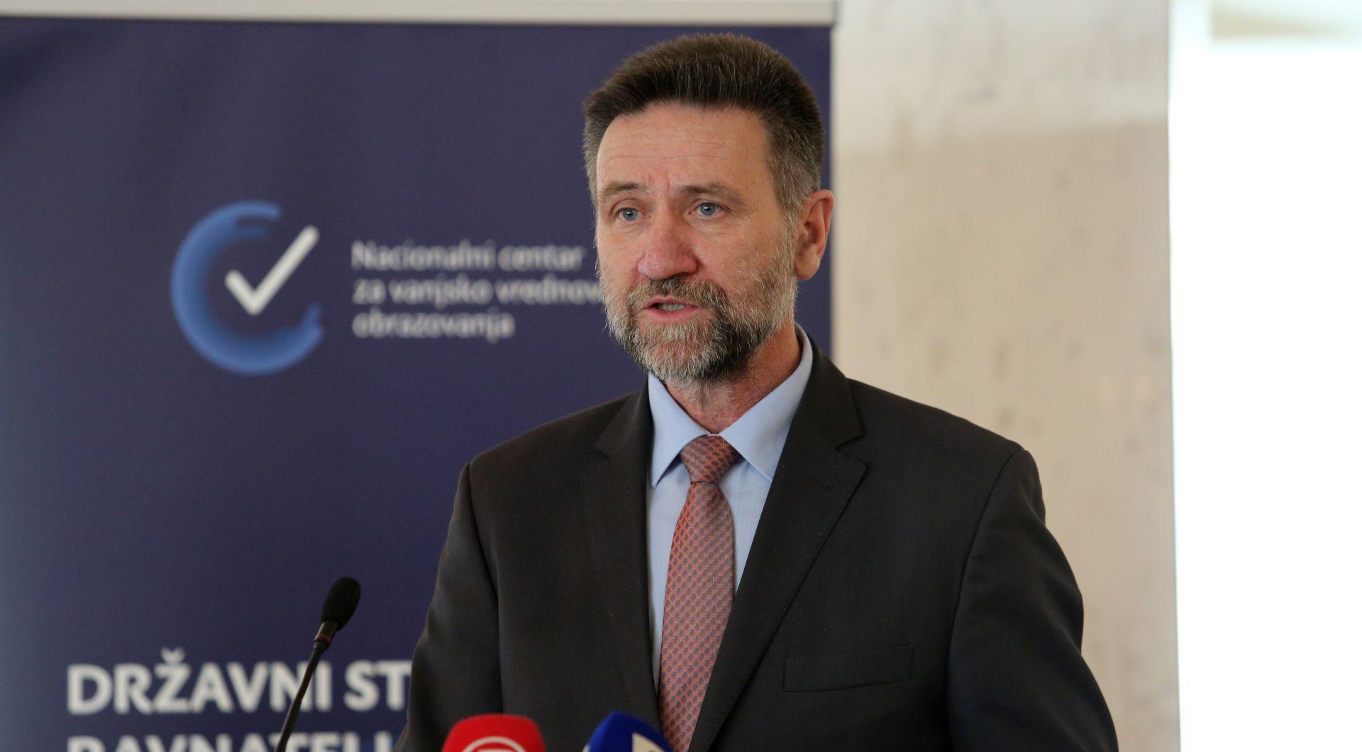 BARIŠIĆ 'Stanje sustava obrazovanja nije katastrofalno, Hrvatska po nekim pokazateljima i prednjači'