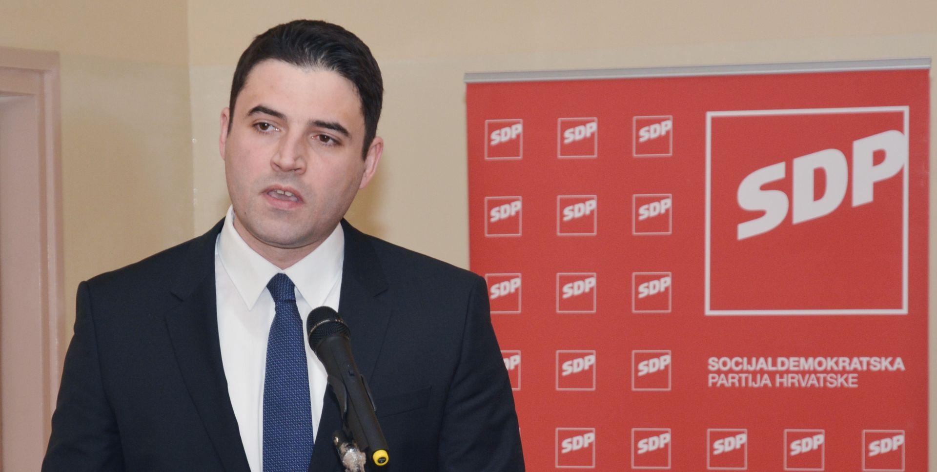 Bernardić uvjeren u dogovor oko kandidata za gradonačelnika Zagreba