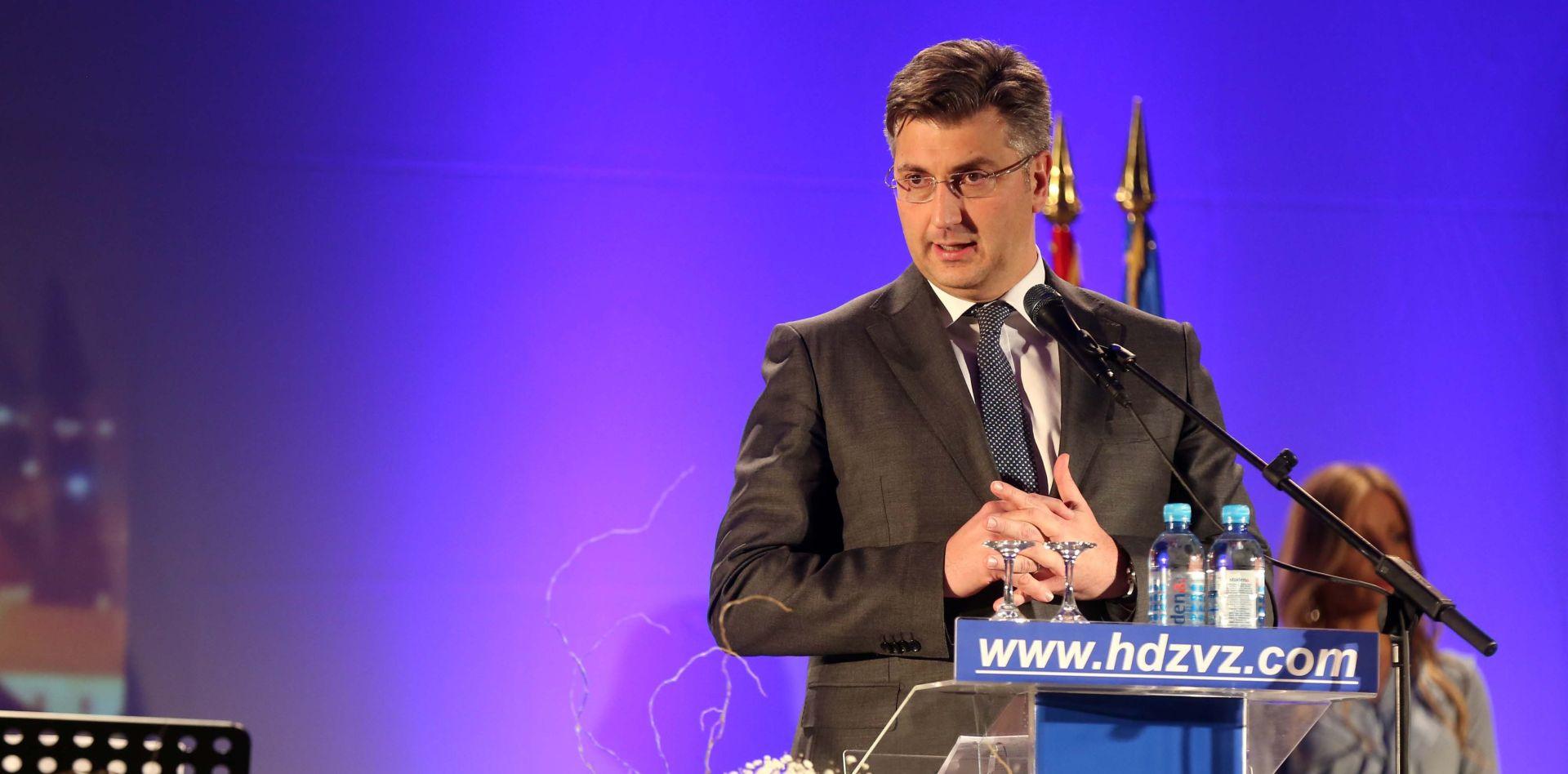 CROBAROMETAR Potpora HDZ-u raste, SDP-u pada već peti mjesec zaredom