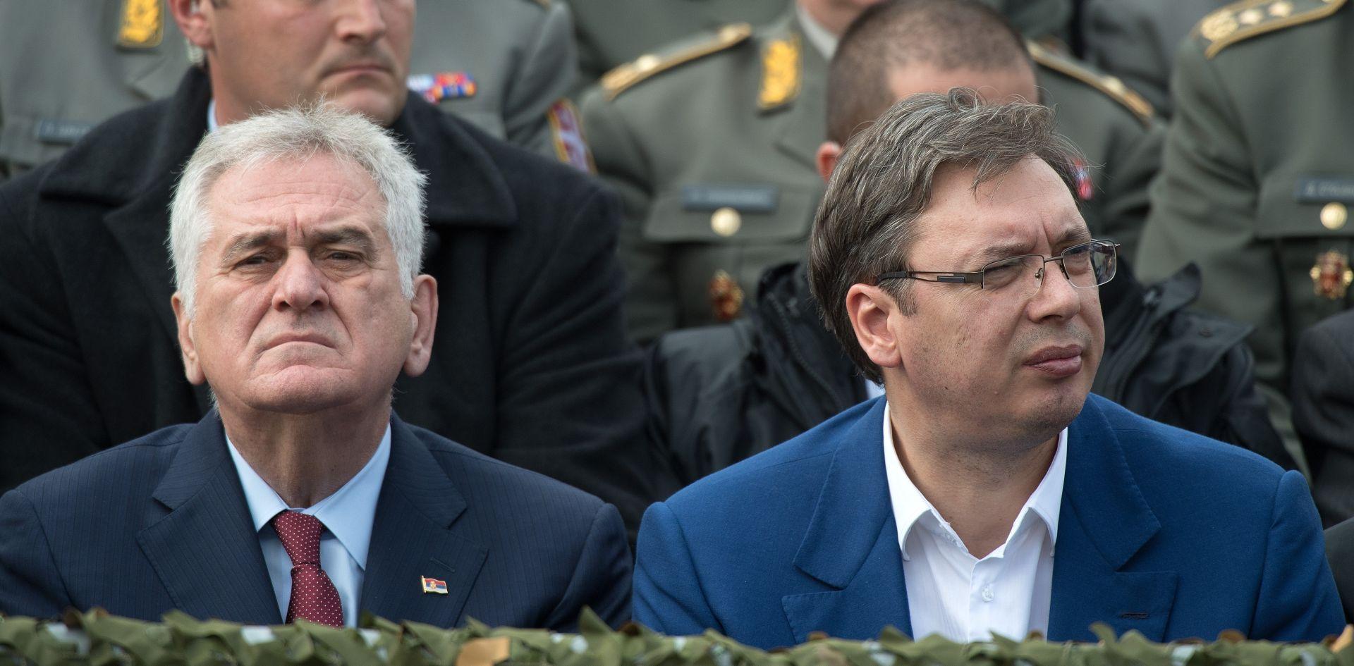Vučić i Nikolić zbog Šljivančanina na udaru Europske unije