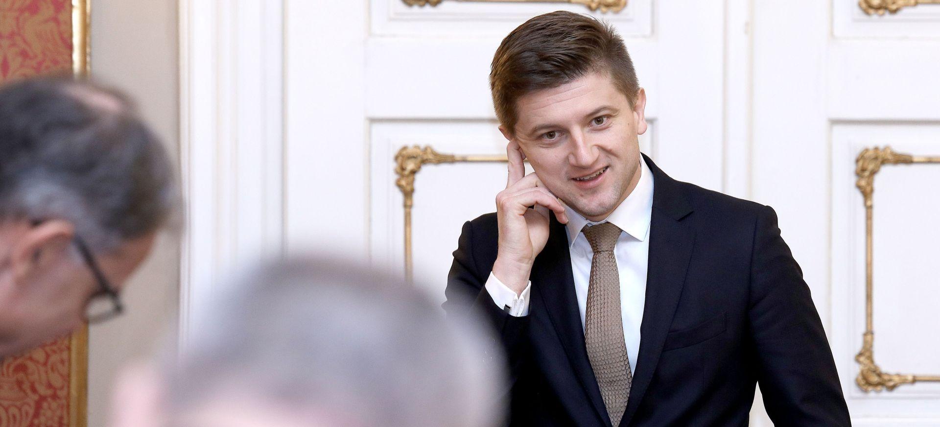 """MARIĆ MOGUĆI KANDIDAT HDZ-A ZA ZAGREB? Mrak Taritaš: """"Preskočit će sigurno 9,99 posto"""""""