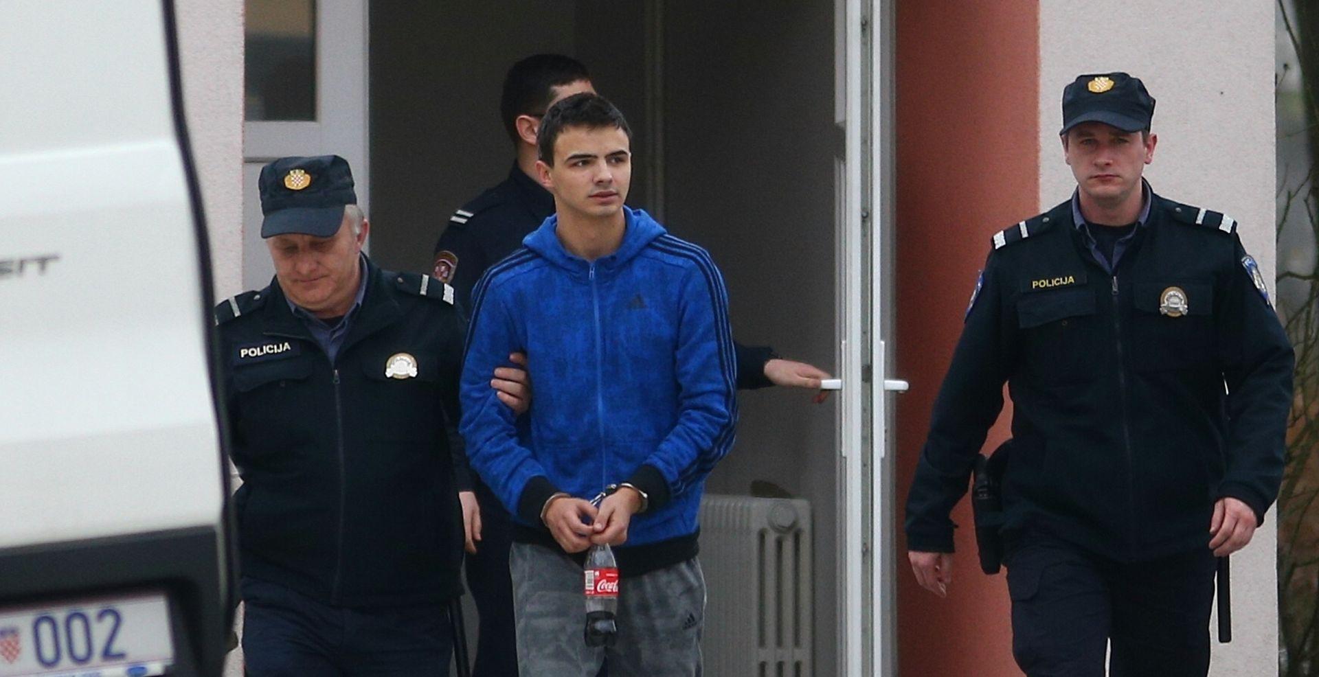 UBOJSTVO 19-GODIŠNJE KRISTINE Istražni zatvor za Davida Komšića