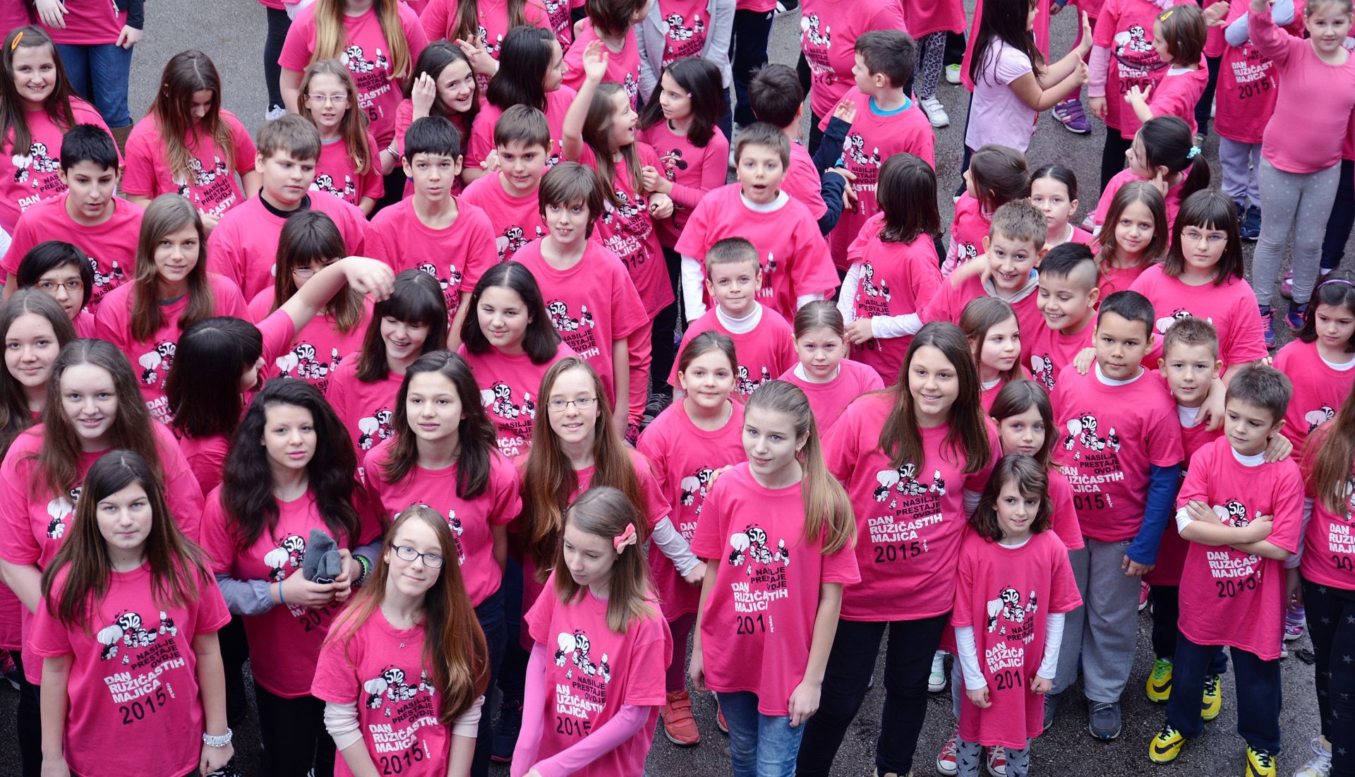 Dan je ružičastih majica