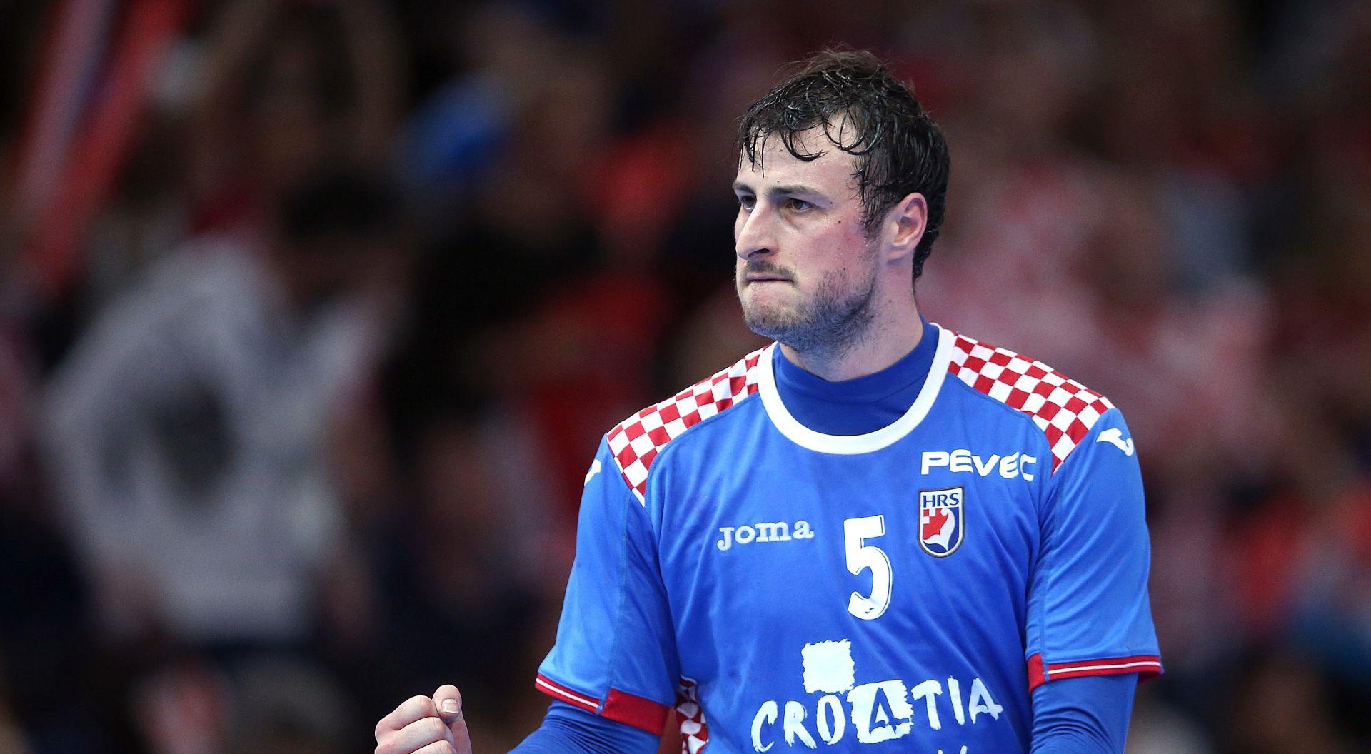 Domagoj Duvnjak nominiran za najboljeg rukometaša 2016. godine