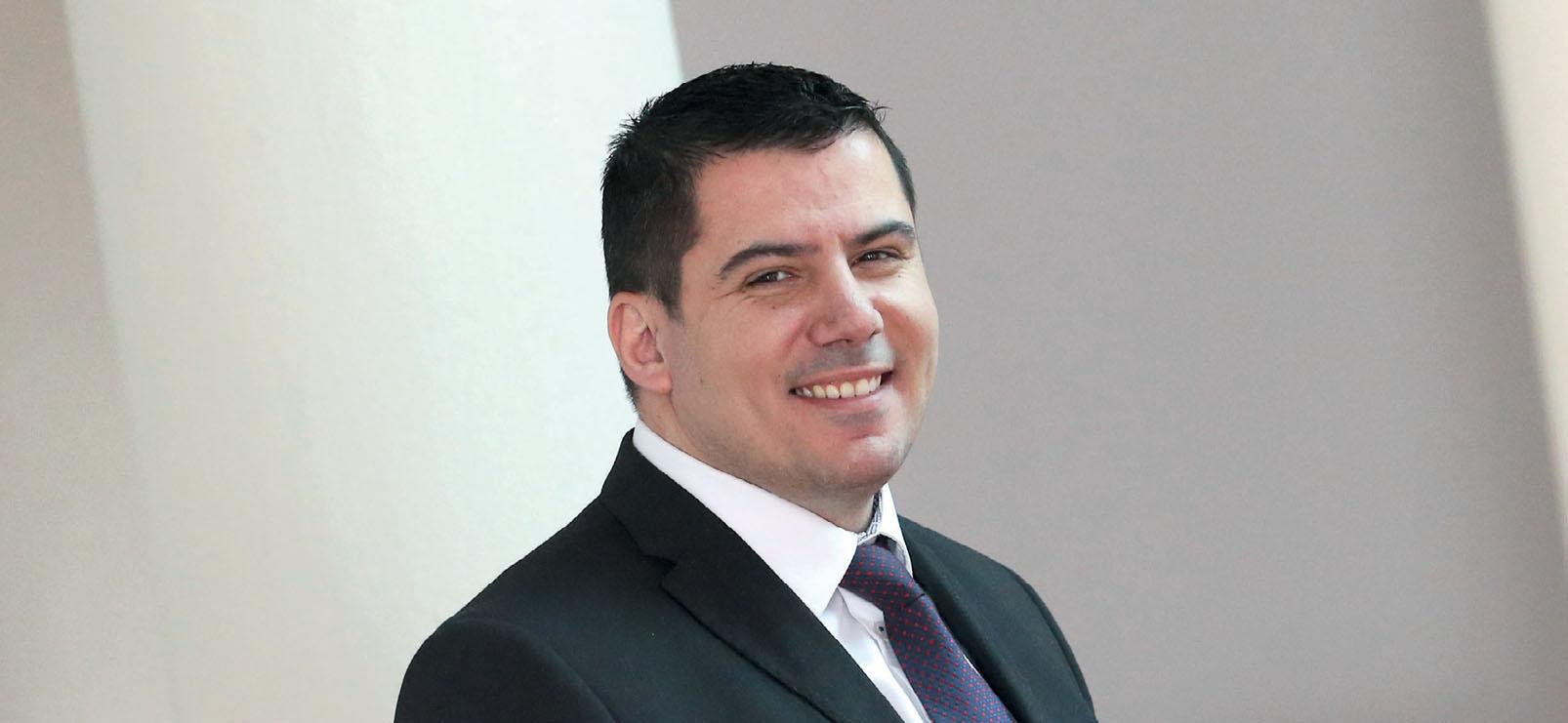 INTERVJU Nikola Grmoja: 'PLENKOVIĆ JE U HDZ-u okružen i klijentelistima čija je agenda vlastiti džep'