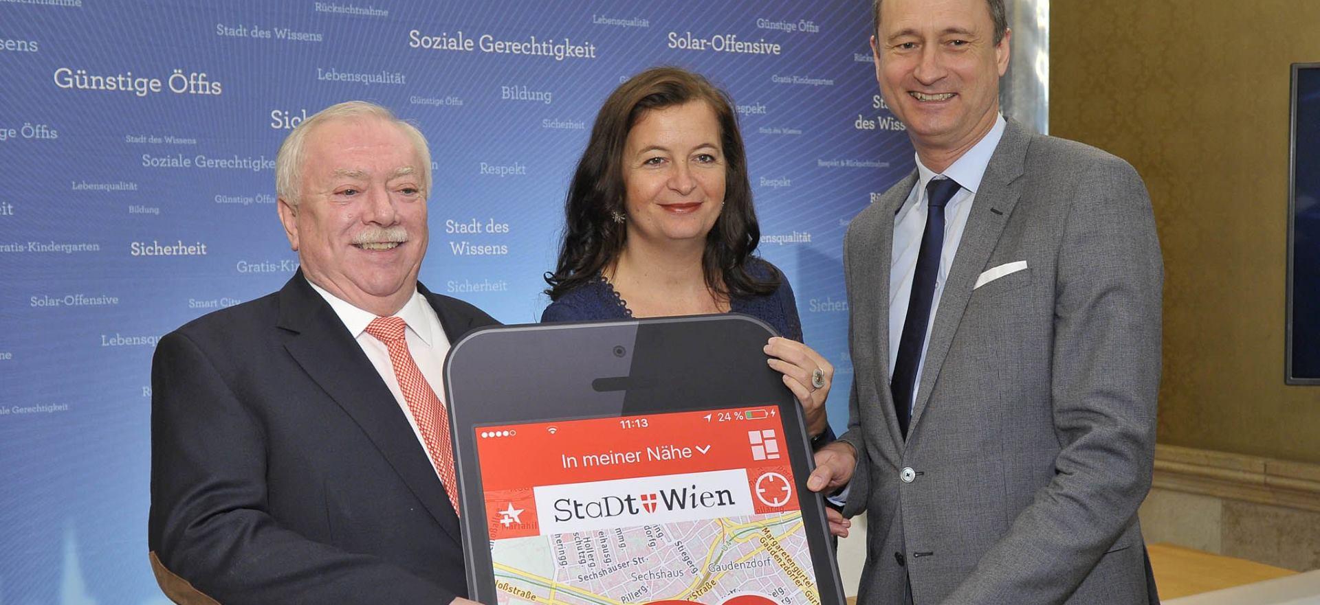 Digitalizacijom javnih poslova Grad Beč želi povećati moć participacije građana
