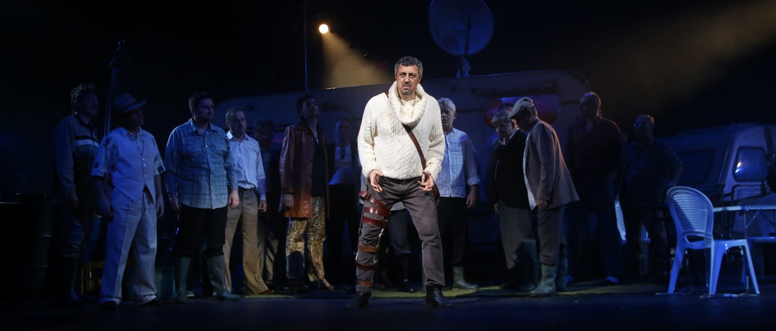 FOTO: Najava izvedbi opere 'Rigoletto' u HNK Ivana pl. Zajca