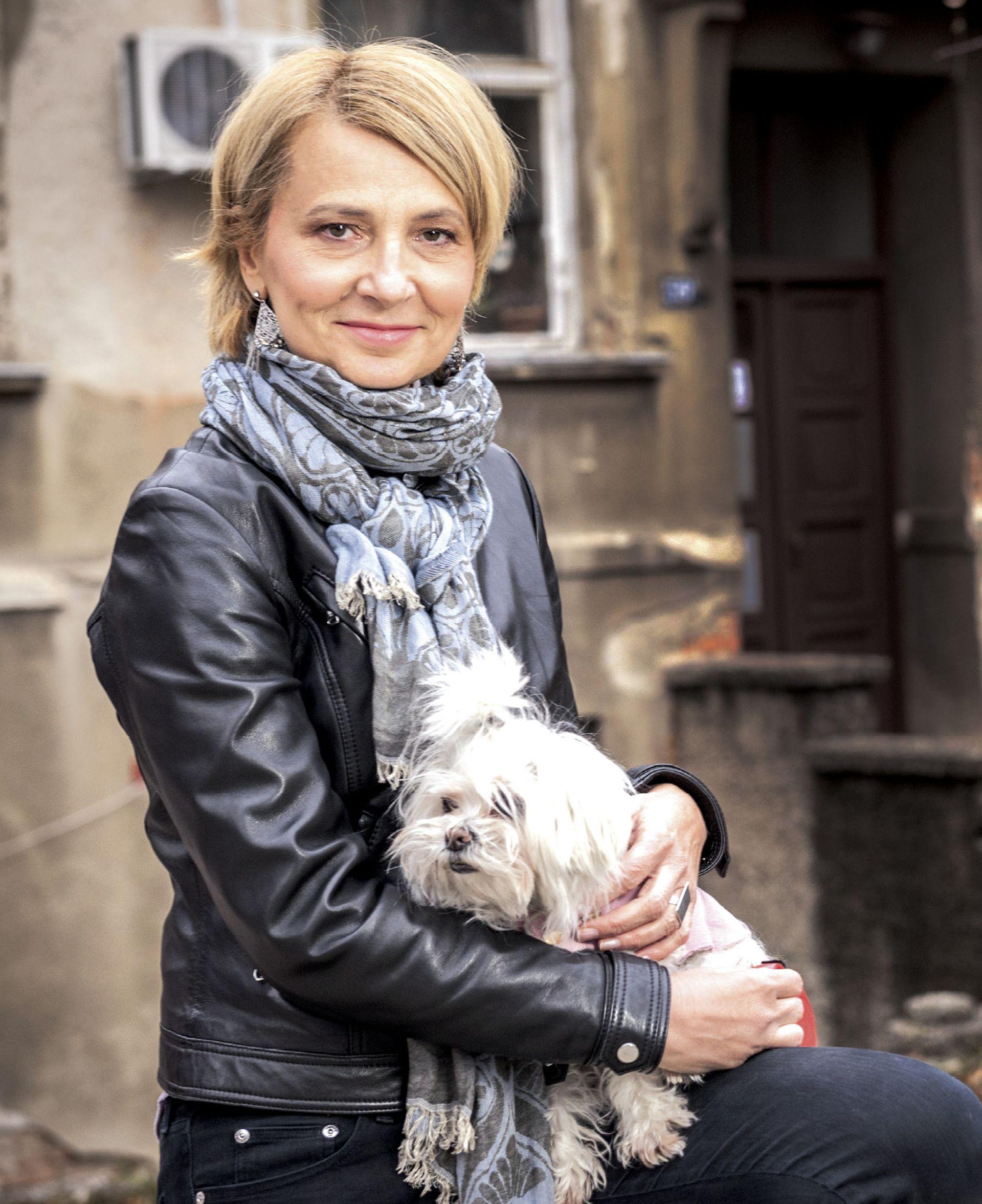 INTERVIEW: TATJANA AĆIMOVIĆ 'Na film o sirotoj Anki brat i ja potrošili smo 10 godina života'