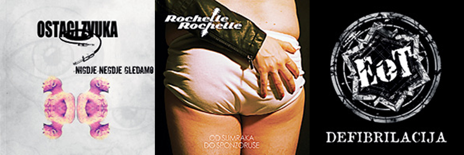 GLAZBENE RECENZIJE Ostaci zvuka, Rochelle Rochelle, EoT