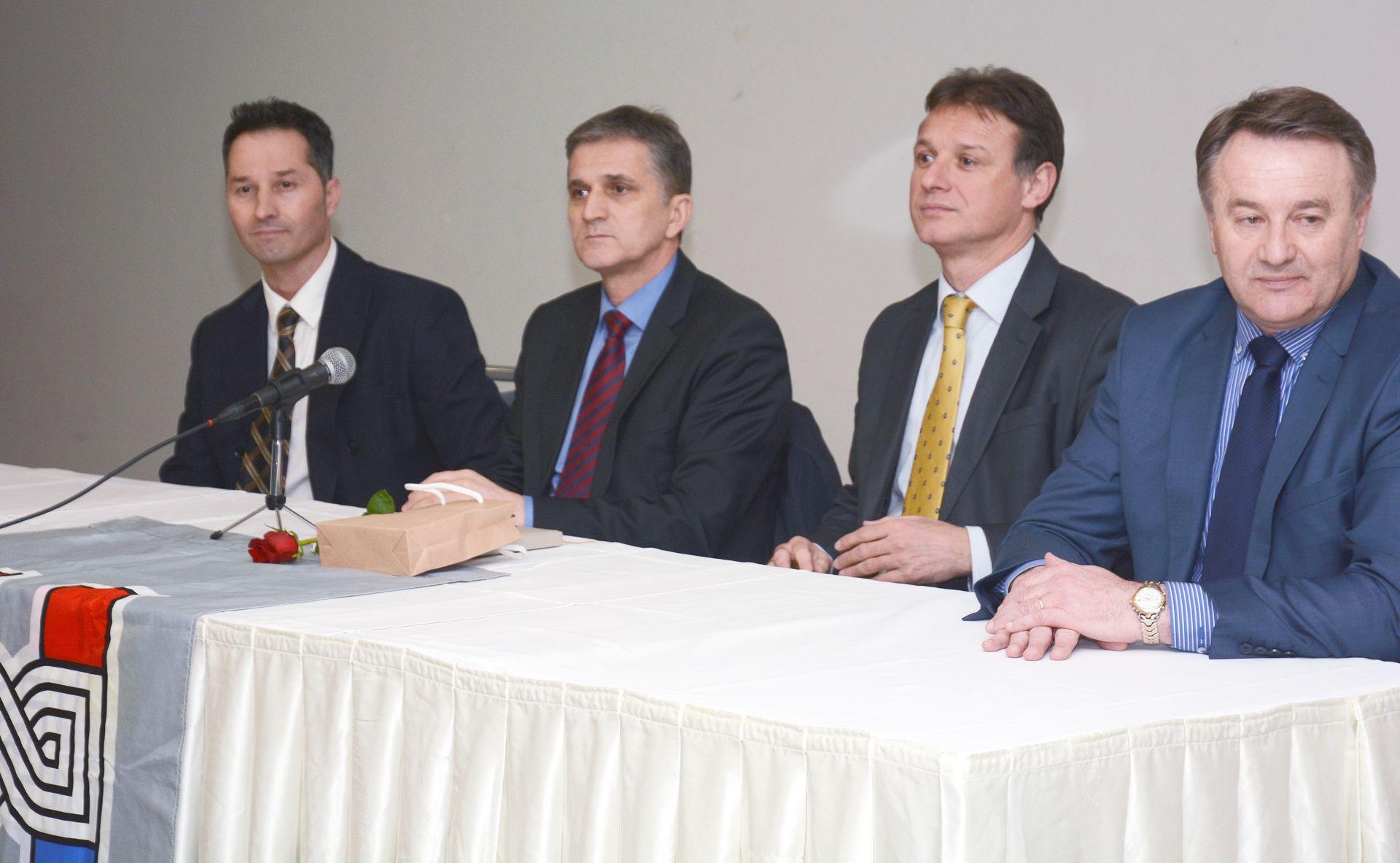 LOKALNI IZBORI: Ivo Žinić HDZ-ov kandidat za Sisačko-moslavačkog župana