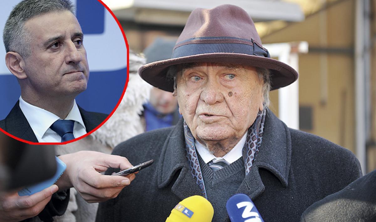 Karamarko 2015.: 'Operativci će svjedočiti' Karamarko 2017.: 'Ne dam imena'