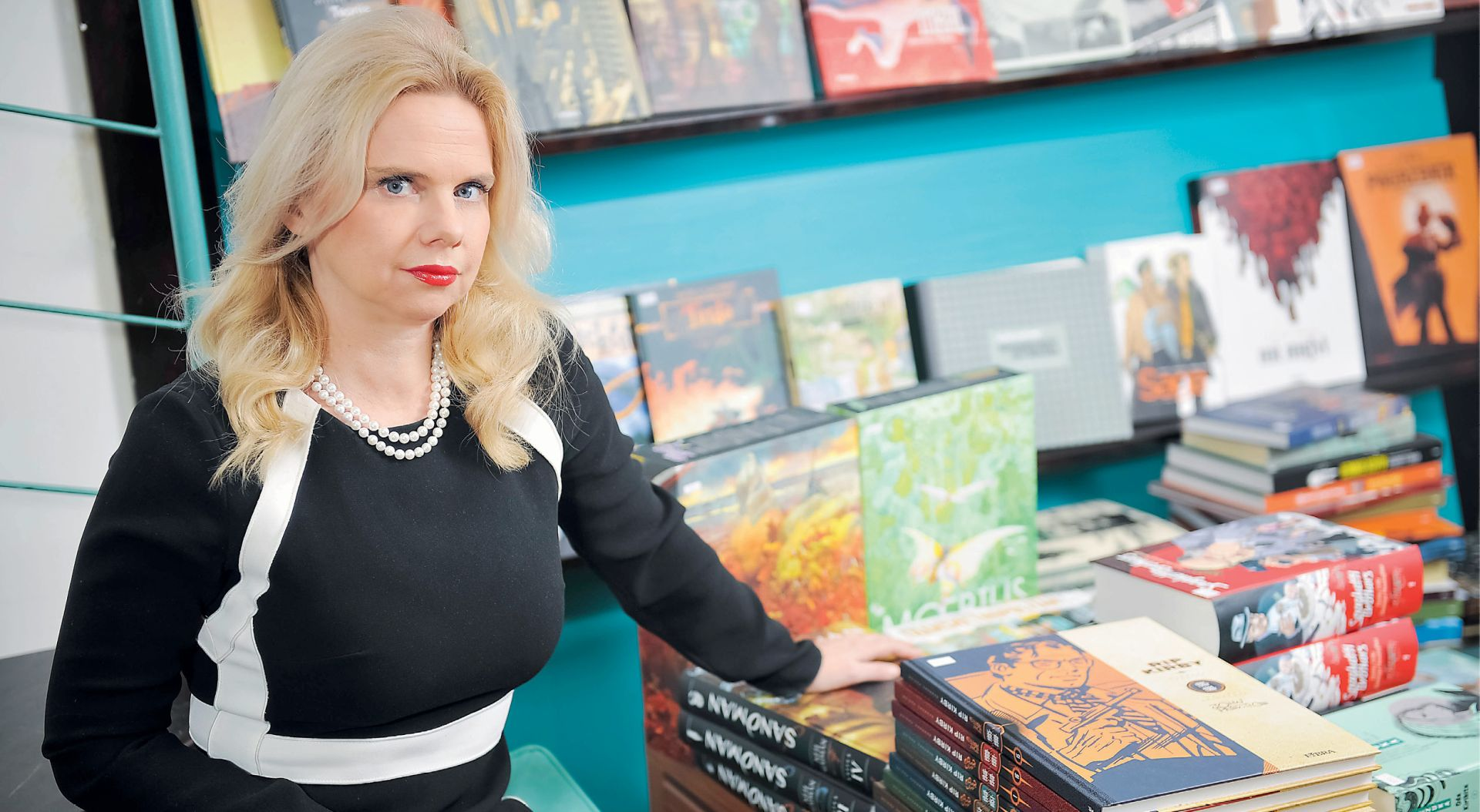 INTERVIEW: MILANA VUKOVIĆ RUNJIĆ 'Zagreb za kulturu izdvaja sedam puta više od Ministarstva'