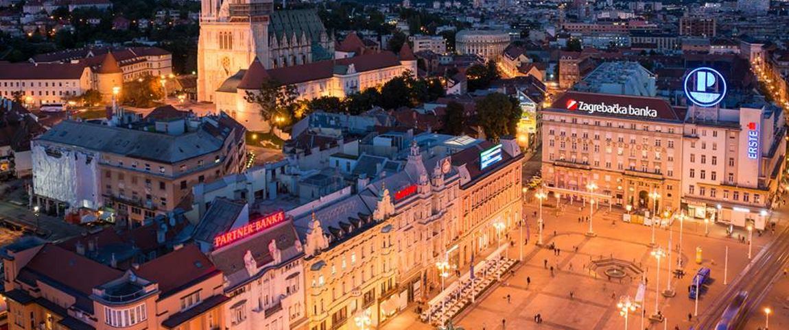 Europski dan bez automobila – središte Zagreba u petak zatvoreno za promet motornih vozila