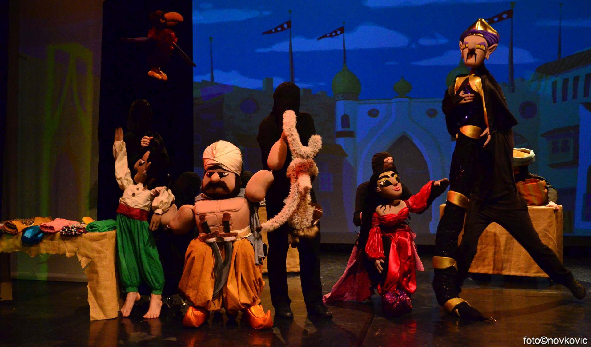 """ZKL: """"Aladin i čarobna svjetiljka"""" premijerno u petak"""