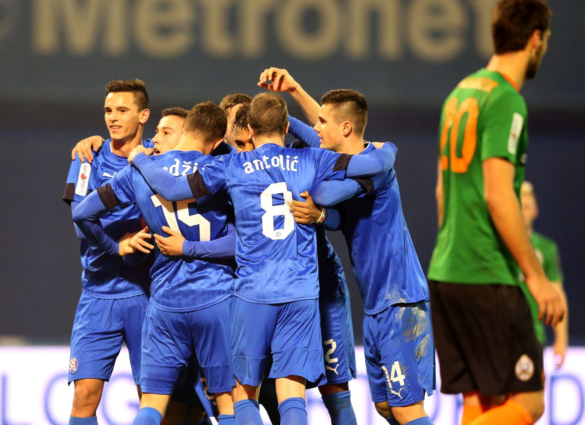 PRIPREME U TURSKOJ: Dinamo Zagreb – Dinamo Brest 1:0