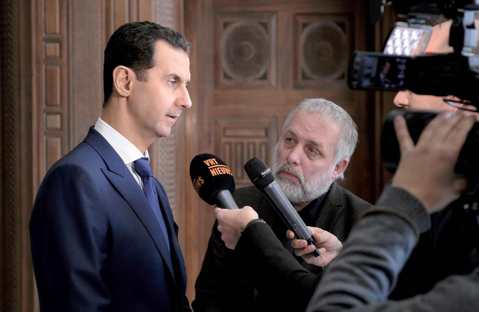 """ASSAD: EU ne može sudjelovati u obnovi Sirije jer je podržavala """"teroriste"""""""