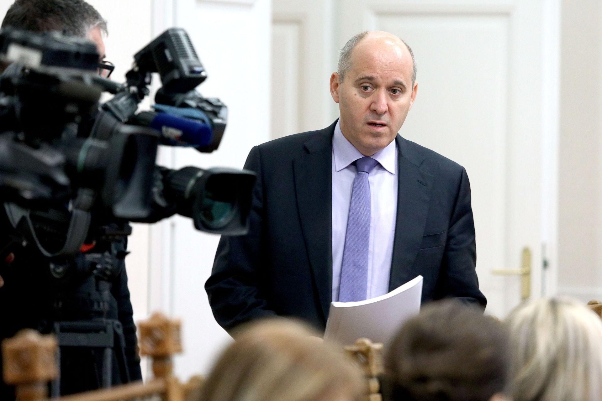 HDZ traži ispriku zbog prijetnji
