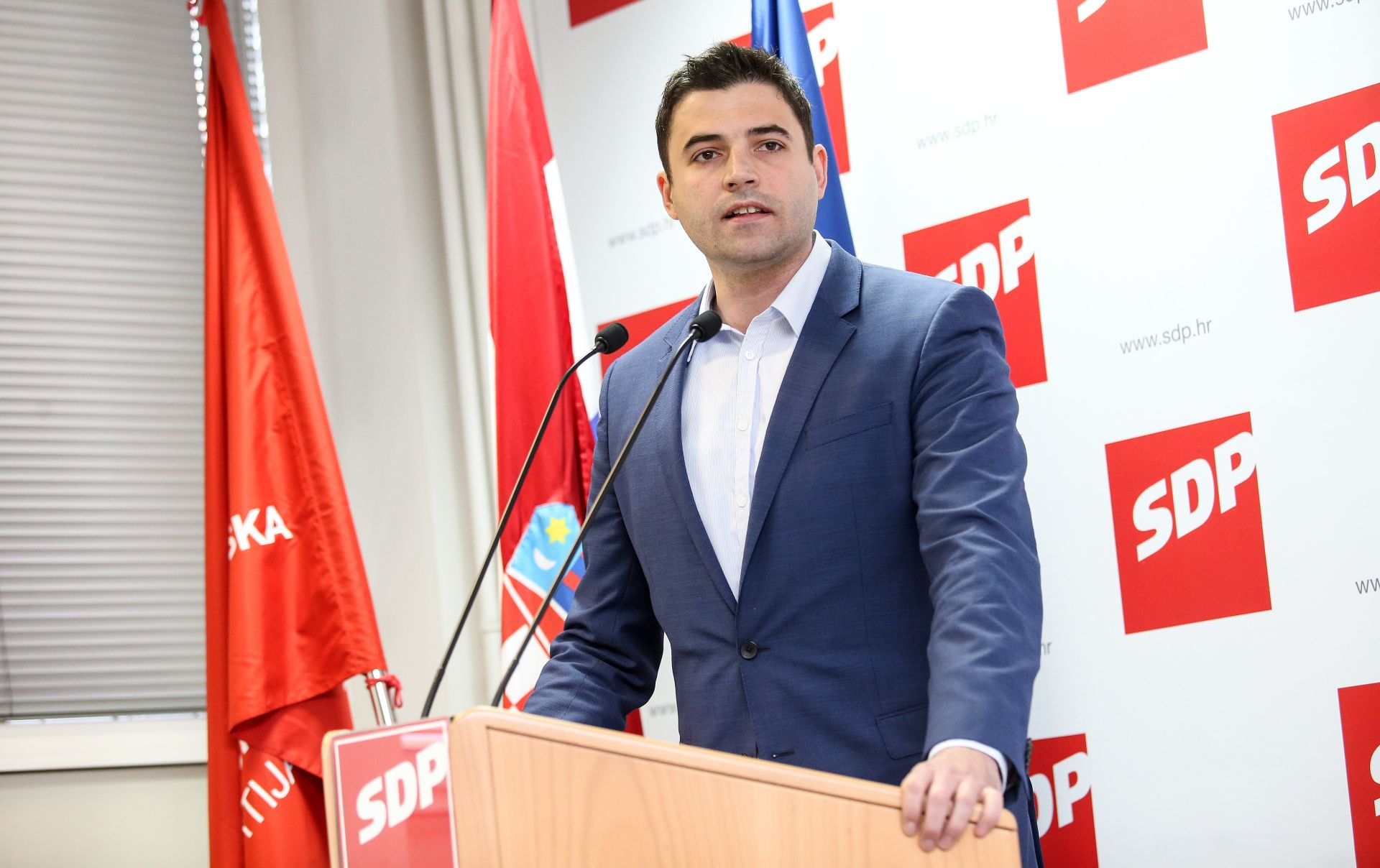 SDP: Danas konferencija o ugroženosti ljudskih prava u Hrvatskoj