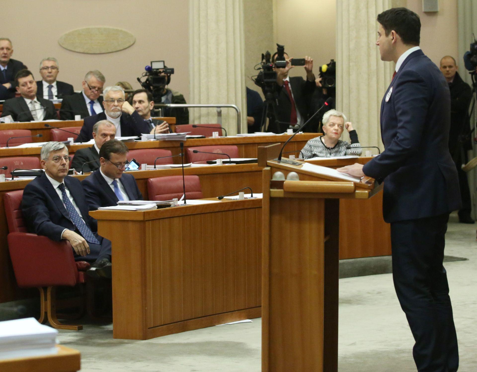 BERNARDIĆ PREMIJERU: 'Upotrijebite razum i budite reformator, a ne falsifikator'