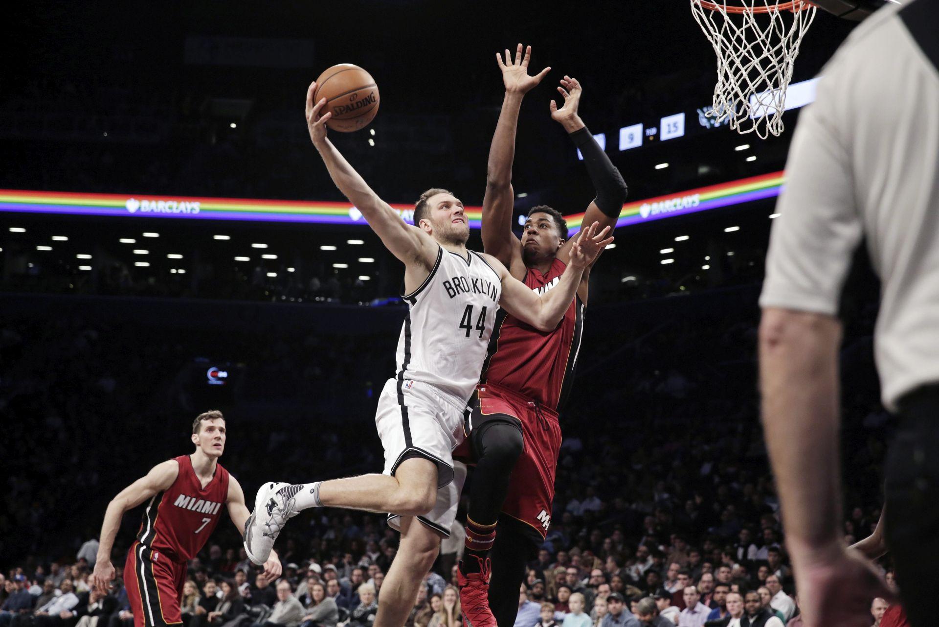 NBA: Bogdanović najbolji strijelac u porazu Brooklyna