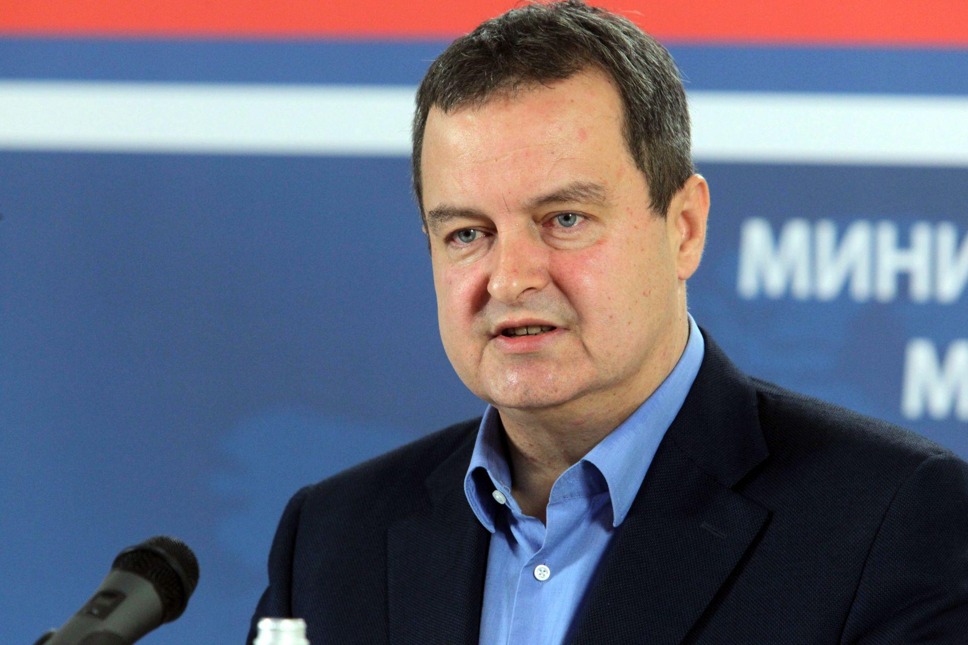 """Dačić: """"Summit u Zagrebu prilika da se konkretizira europerspektiva država regije"""""""