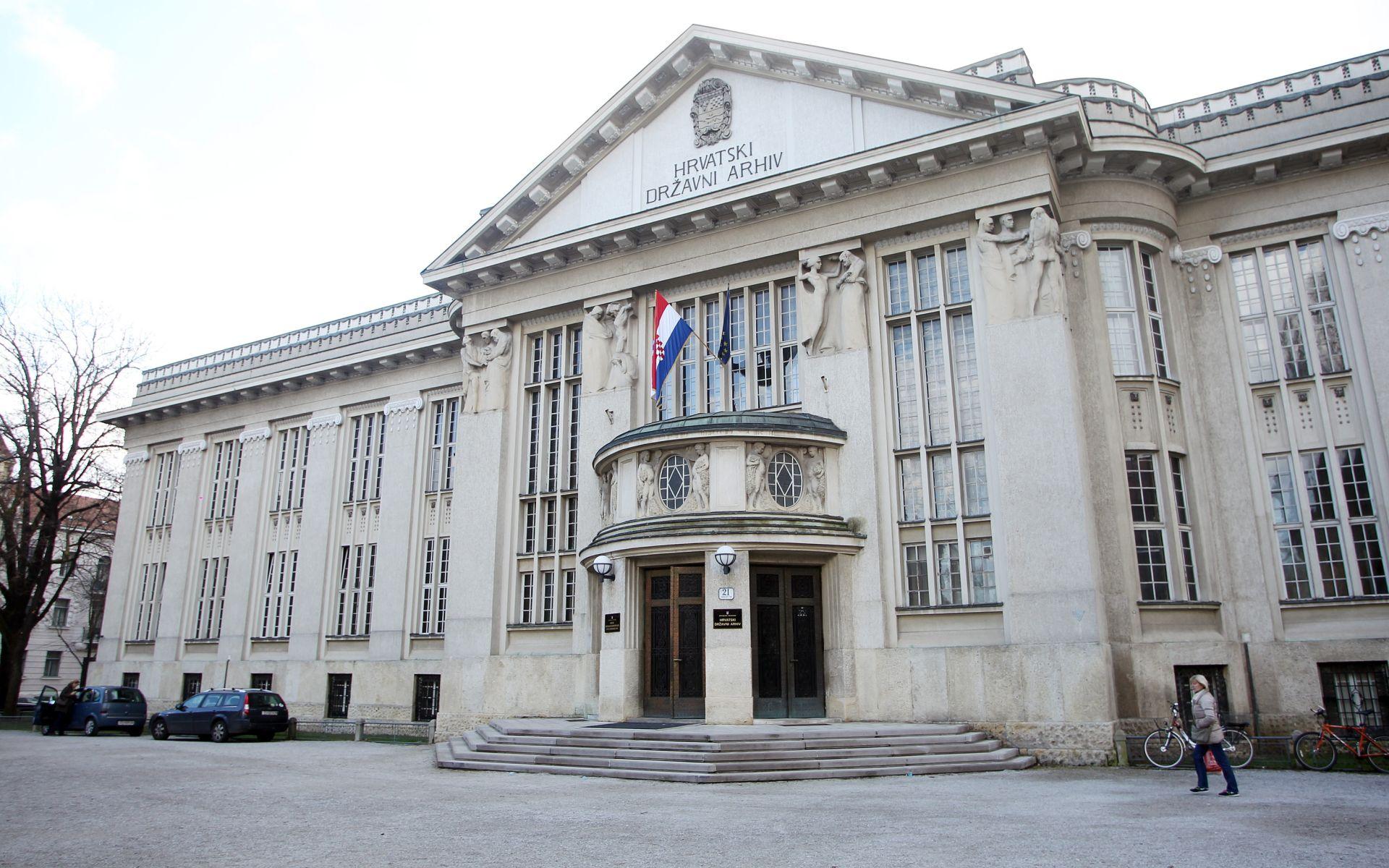 SABOR Sutra rasprava o Mostovom prijedlogu otvaranja Državnog arhiva