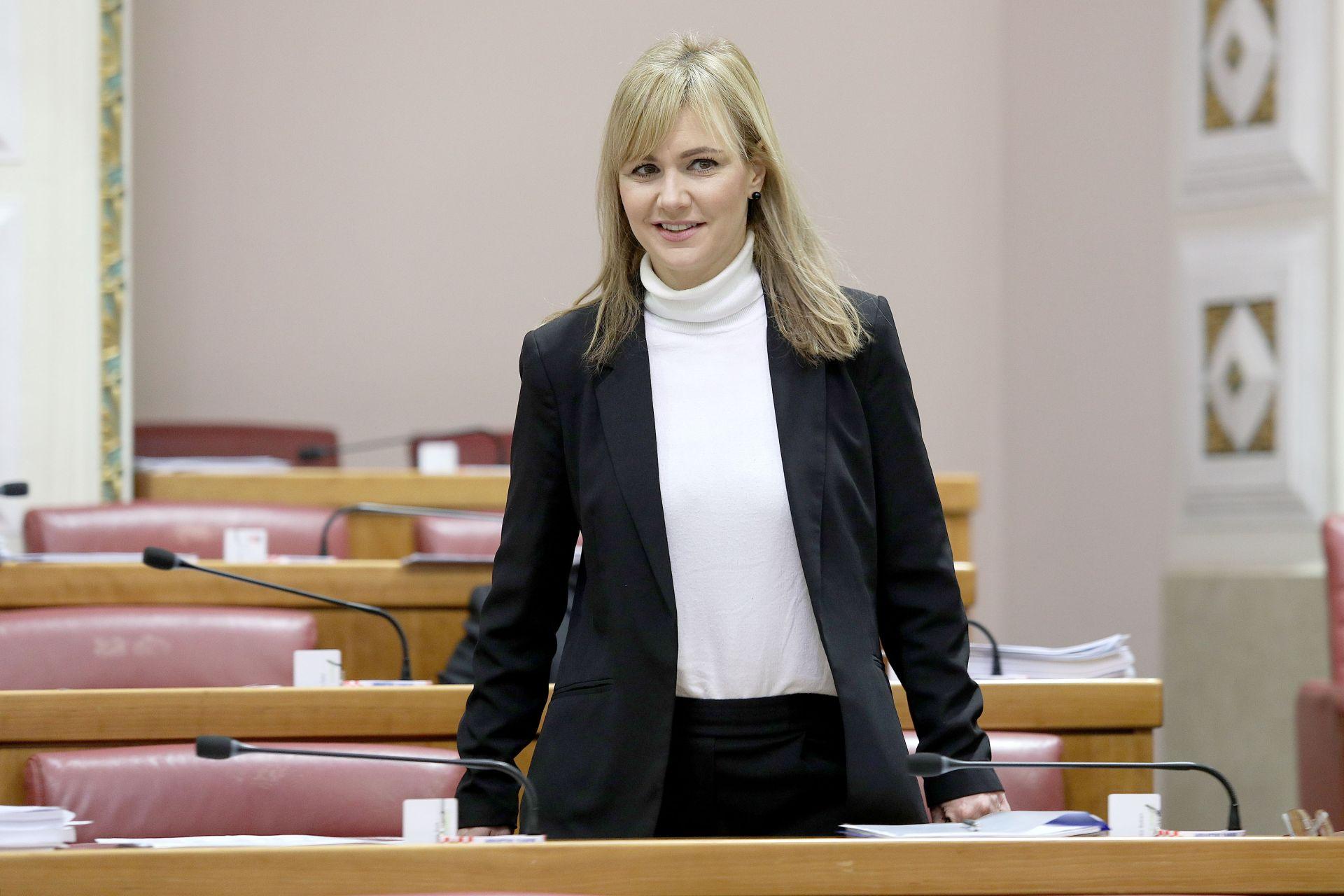 BANDIĆ: 'Bruna Esih jedna je od kvalitetnijih kandidatkinja za gradonačelnicu'
