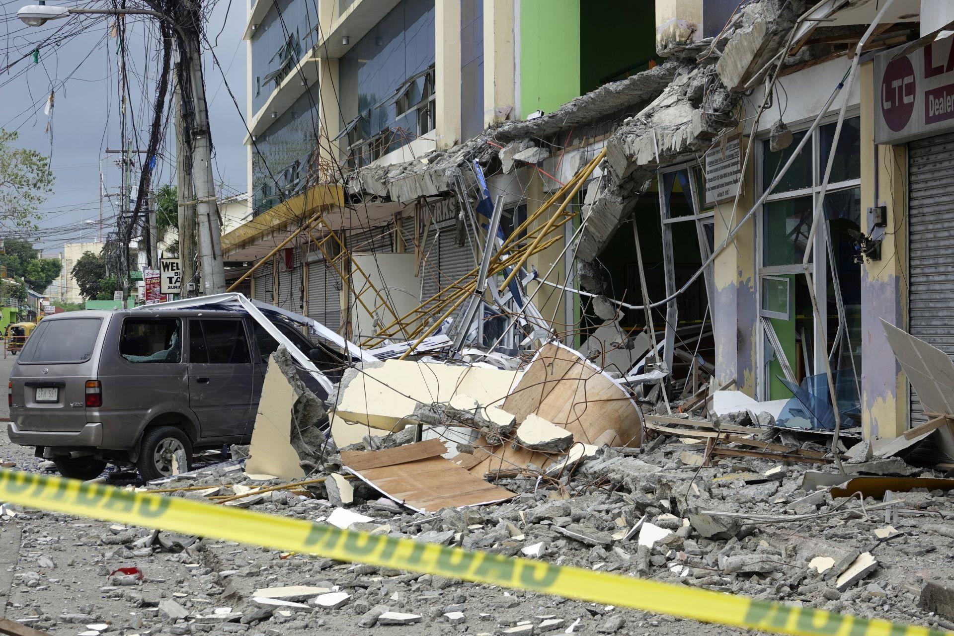 NAKON POTRESA: Filipini počinju popravljati štetu