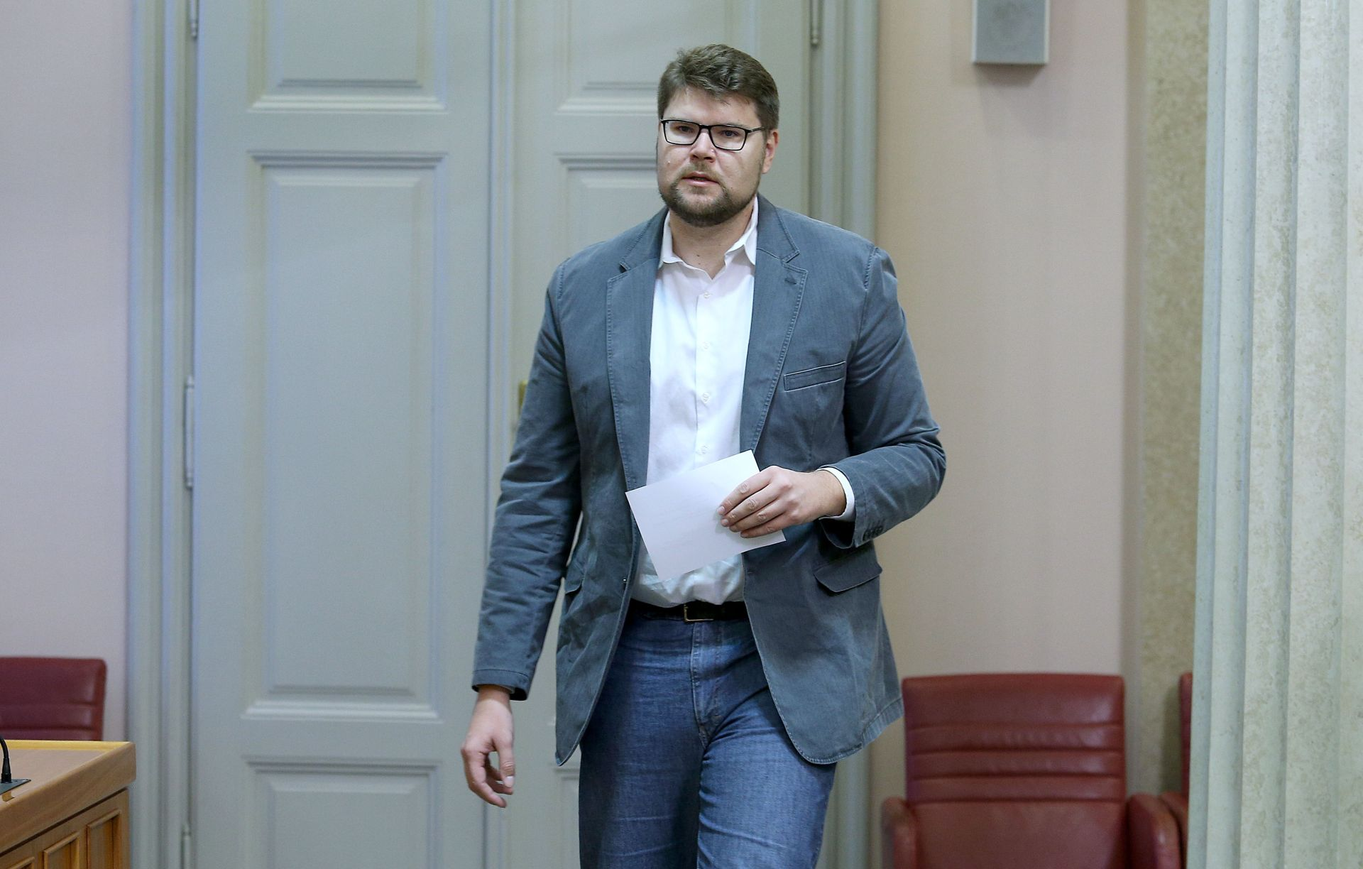 GRBIN: 'Donijeli smo odluku o pokretanju stranačkog postupka protiv Sauche'
