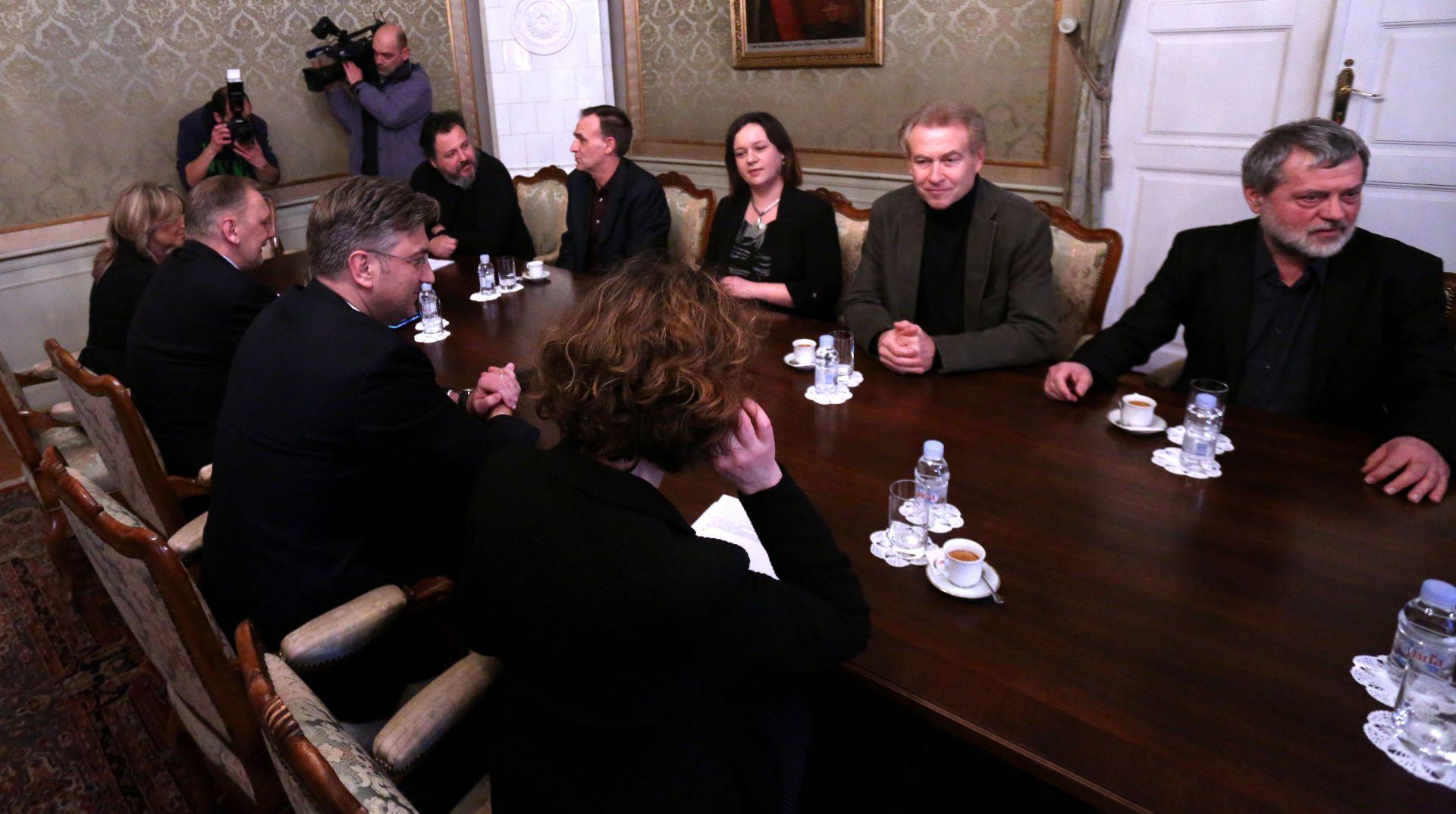 FILMAŠI: Ministrica najavila konkretne korake za rješenje problema u HAVC-u