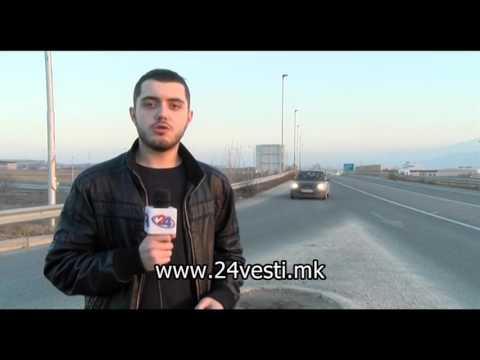VIDEO: Mesić sudjelovao u prometnoj nesreći u Skopju