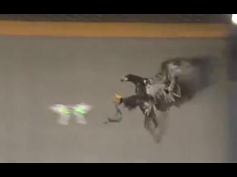 VIDEO: Orlovi francuske vojske ruše dronove