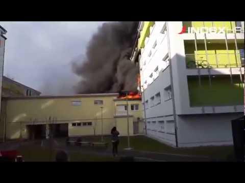 VIDEO: Uzrok požara na Cvjetnom nije poznat