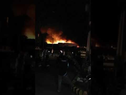 VIDEO: FILIPINI Požar u tvornici, ozlijeđeno više od 100 ljudi